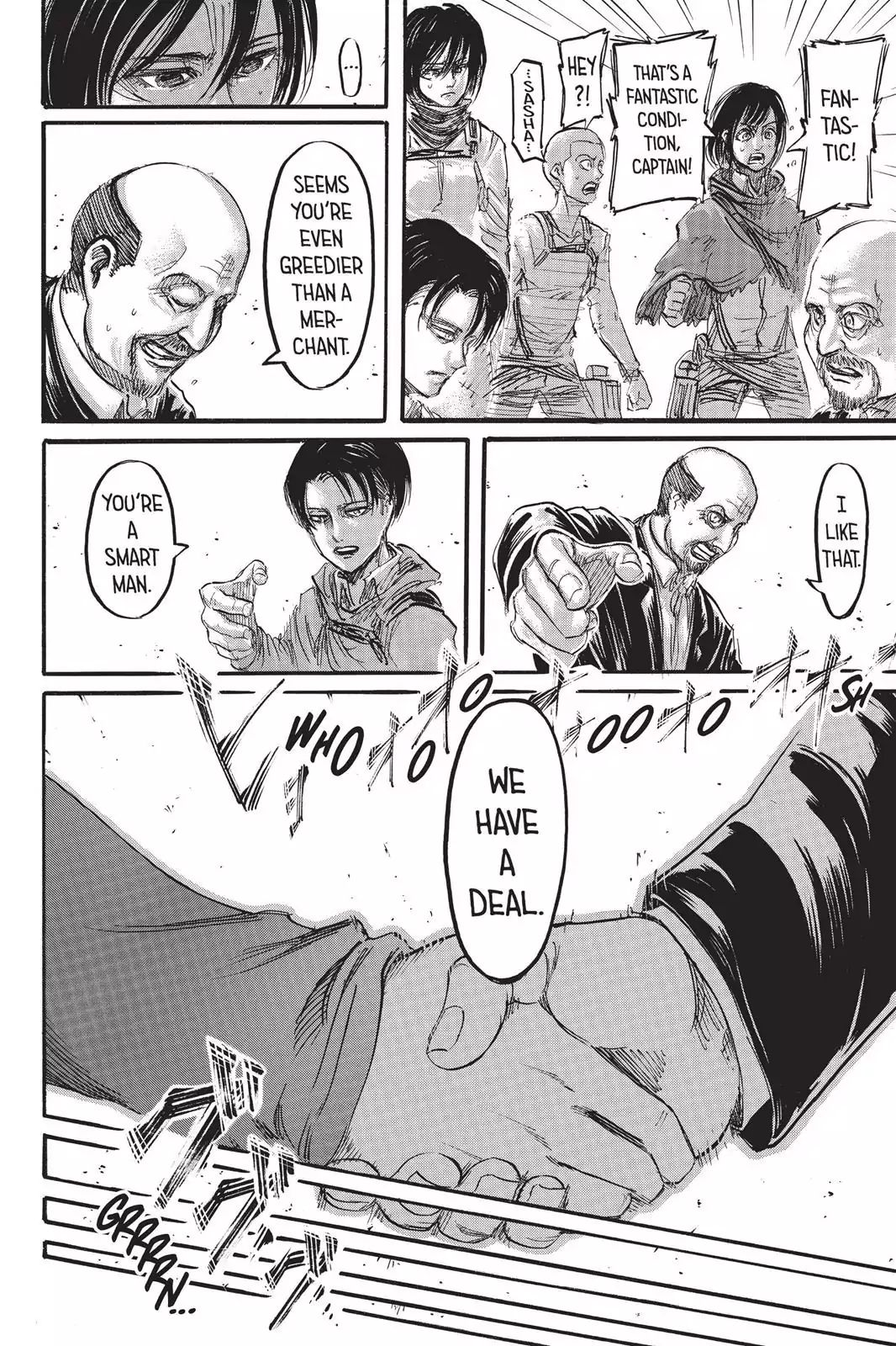 Attack on Titan Chapter 54  Online Free Manga Read Image 34