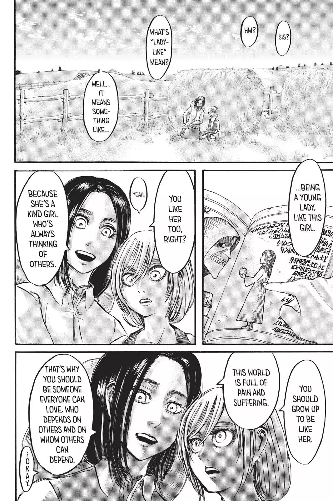 Attack on Titan Chapter 54  Online Free Manga Read Image 4