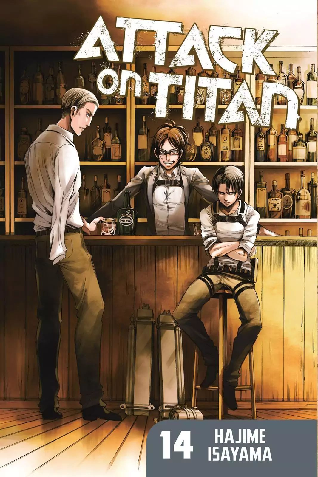 Attack on Titan Chapter 55  Online Free Manga Read Image 1