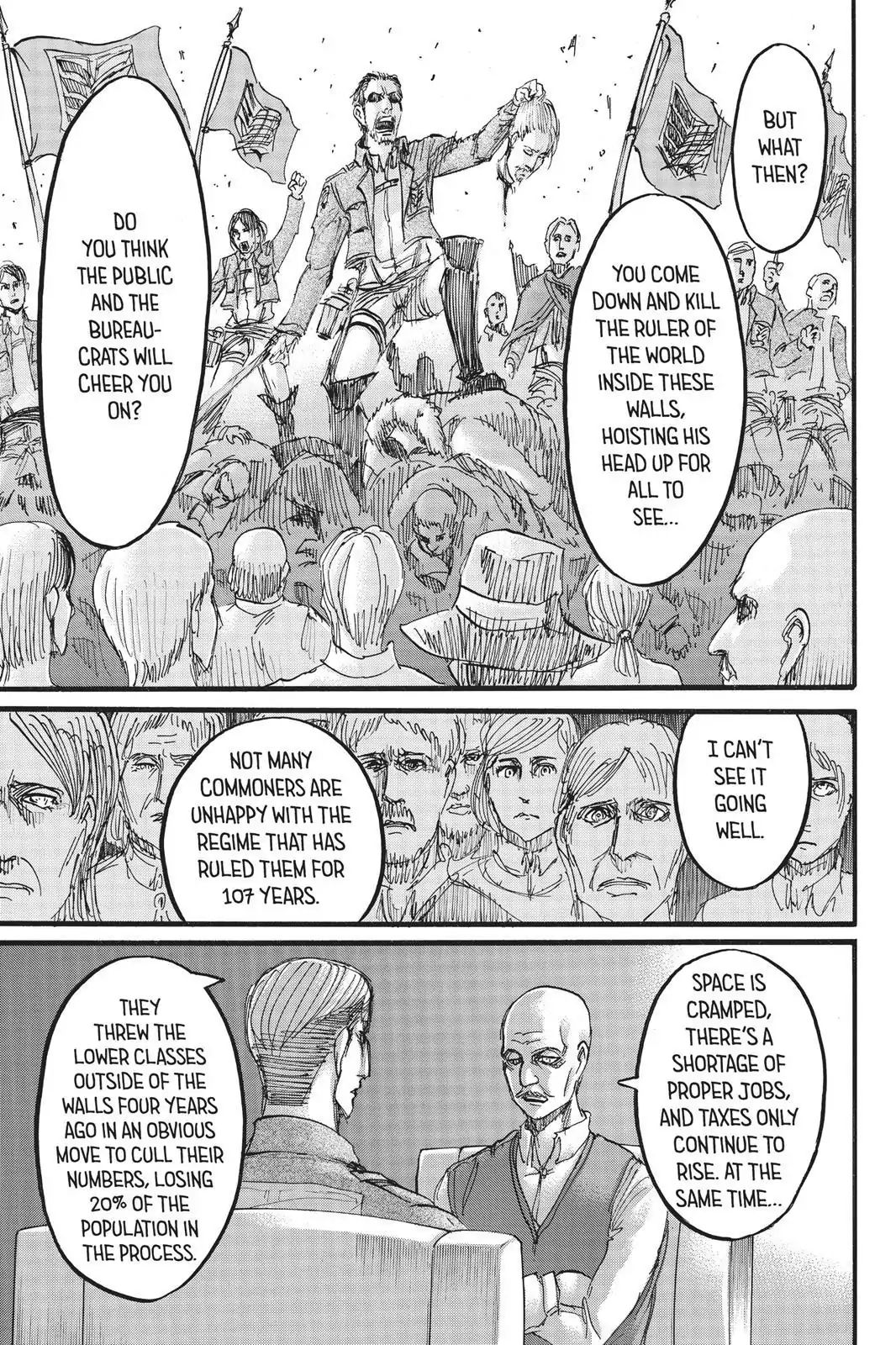 Attack on Titan Chapter 55  Online Free Manga Read Image 10