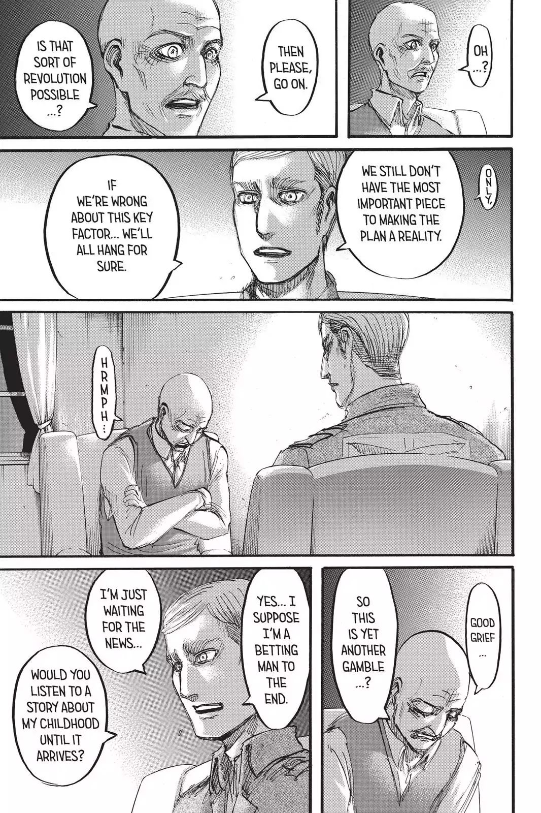 Attack on Titan Chapter 55  Online Free Manga Read Image 14