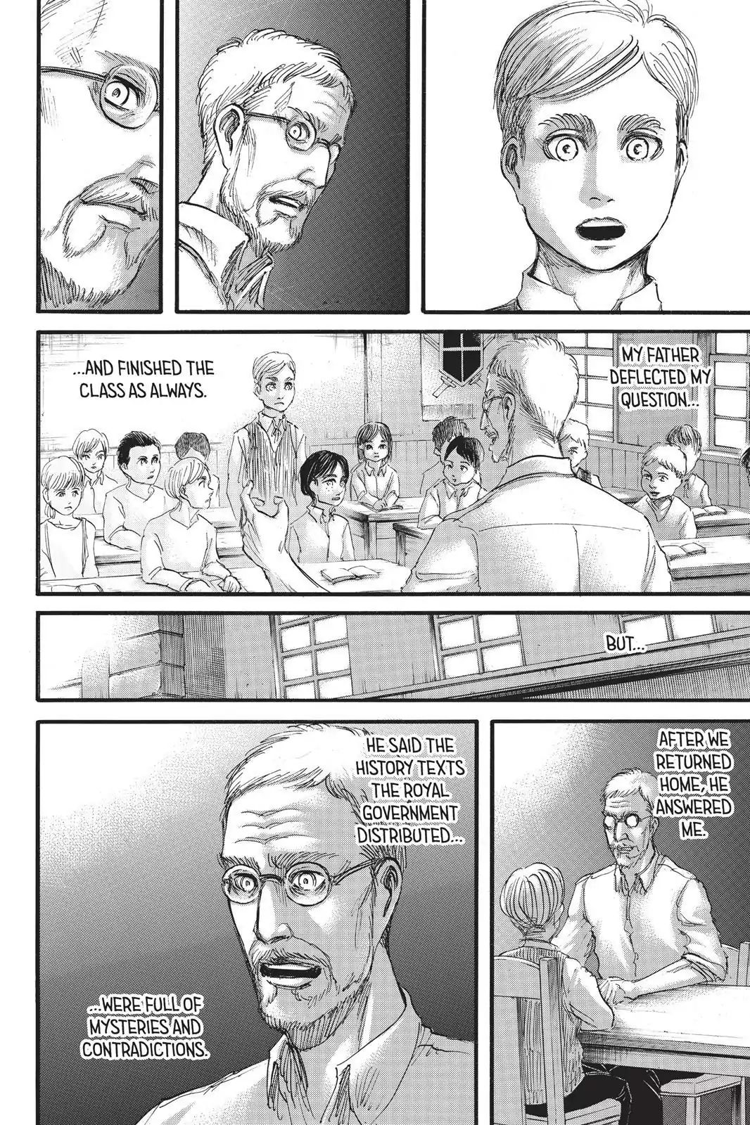 Attack on Titan Chapter 55  Online Free Manga Read Image 17