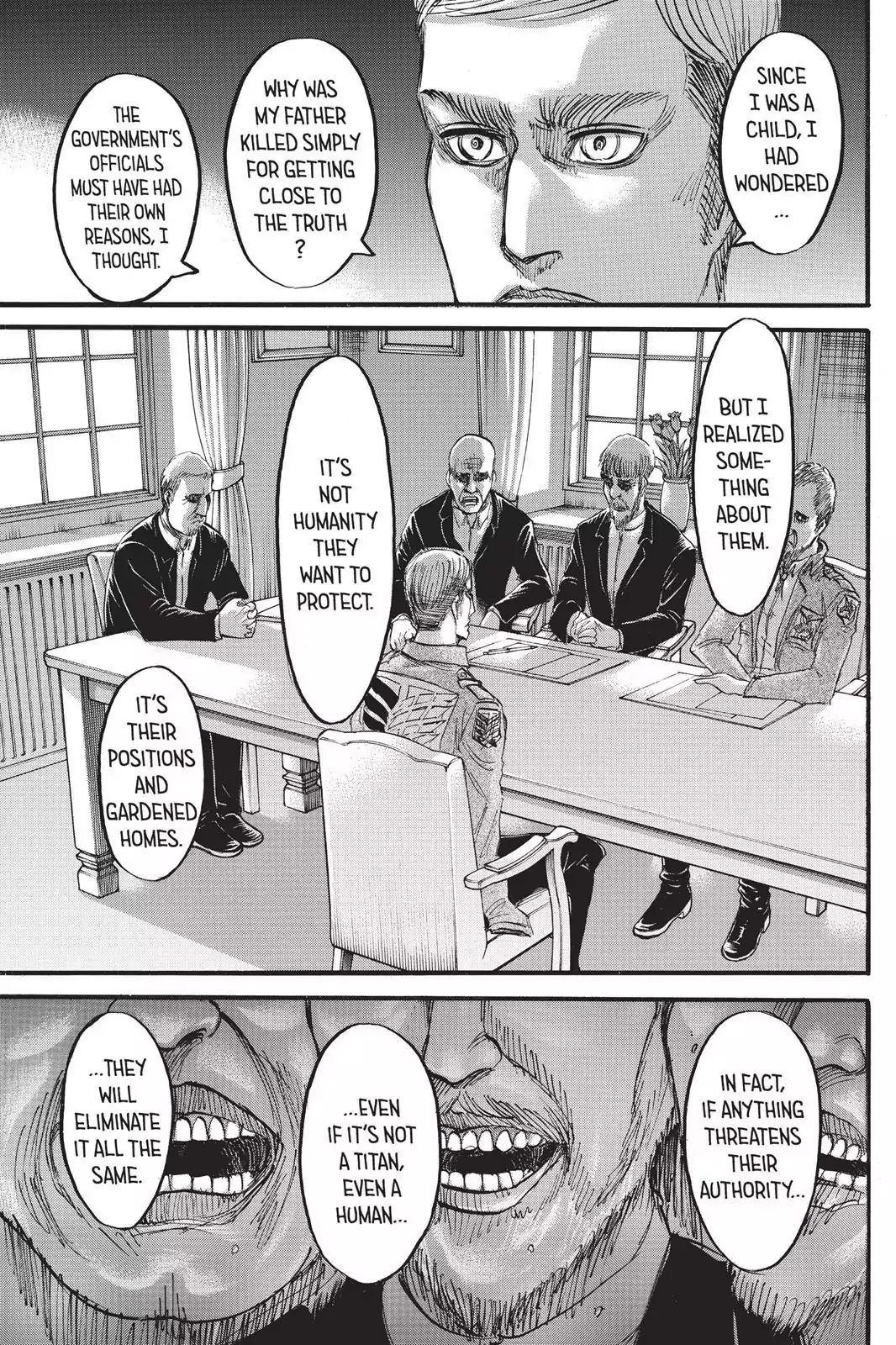 Attack on Titan Chapter 55  Online Free Manga Read Image 23