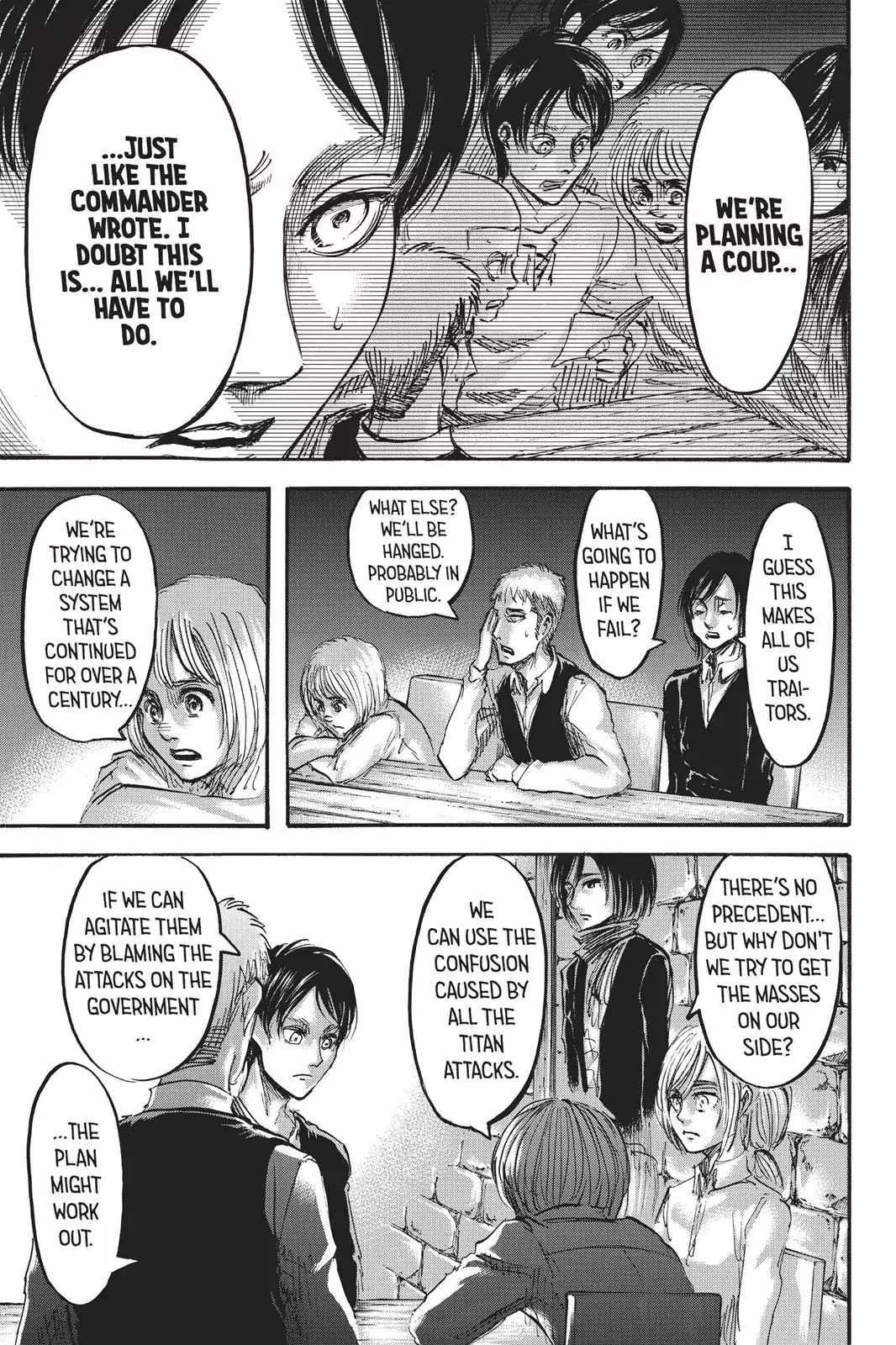 Attack on Titan Chapter 55  Online Free Manga Read Image 28