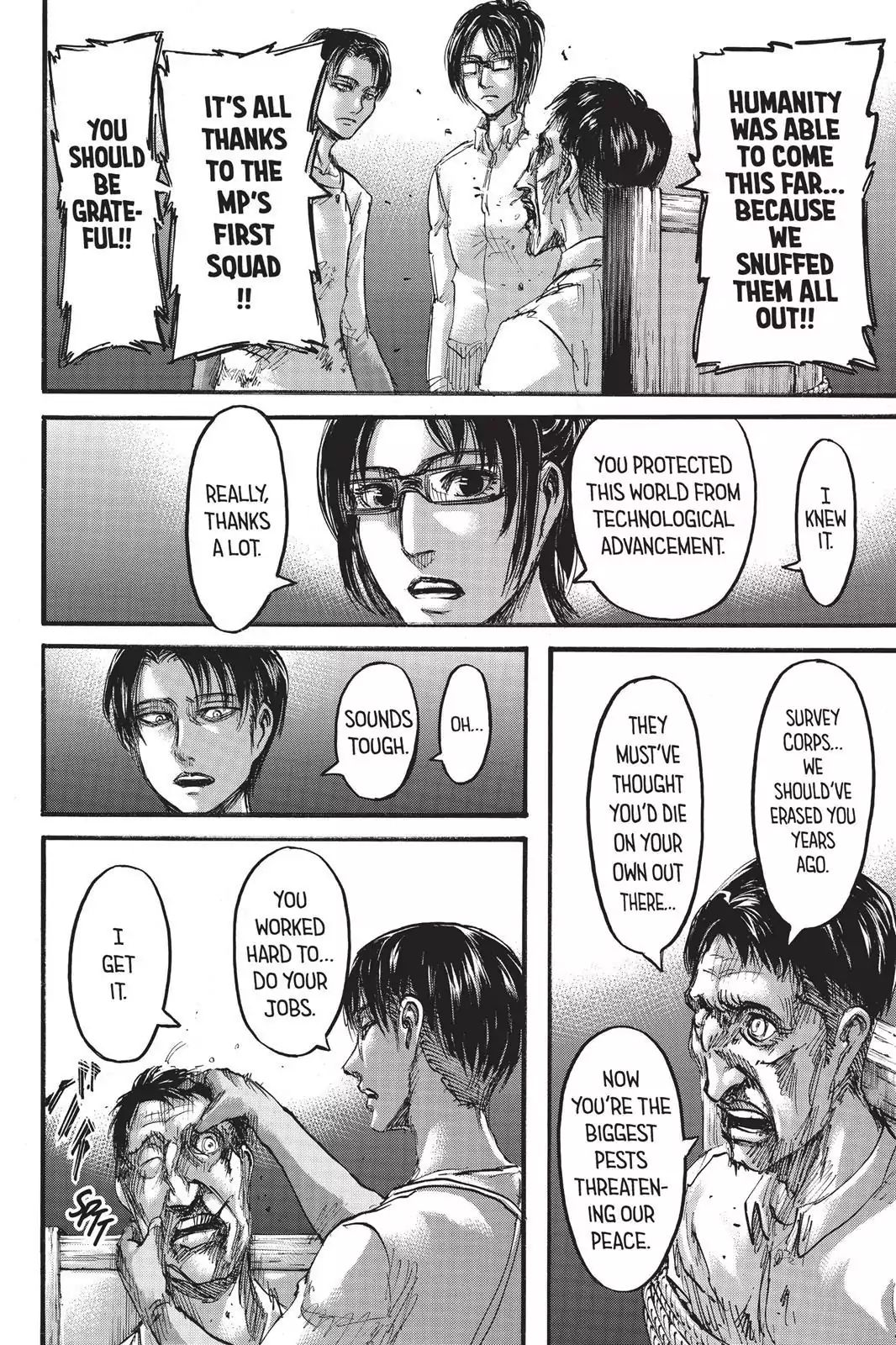 Attack on Titan Chapter 55  Online Free Manga Read Image 35