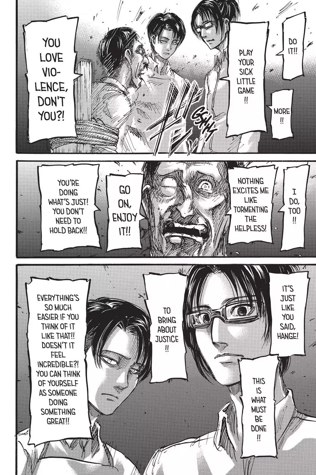 Attack on Titan Chapter 55  Online Free Manga Read Image 39