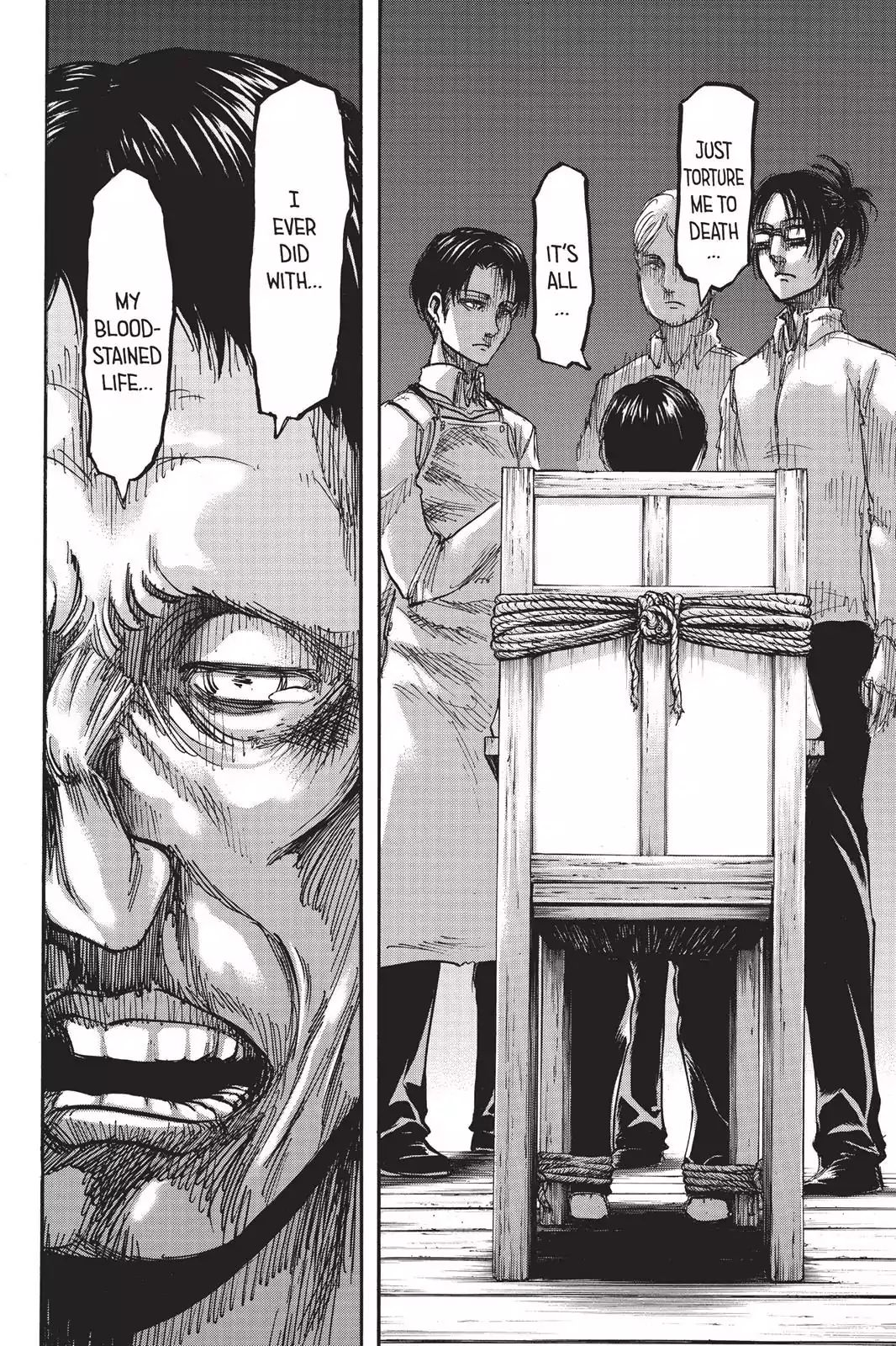 Attack on Titan Chapter 55  Online Free Manga Read Image 41