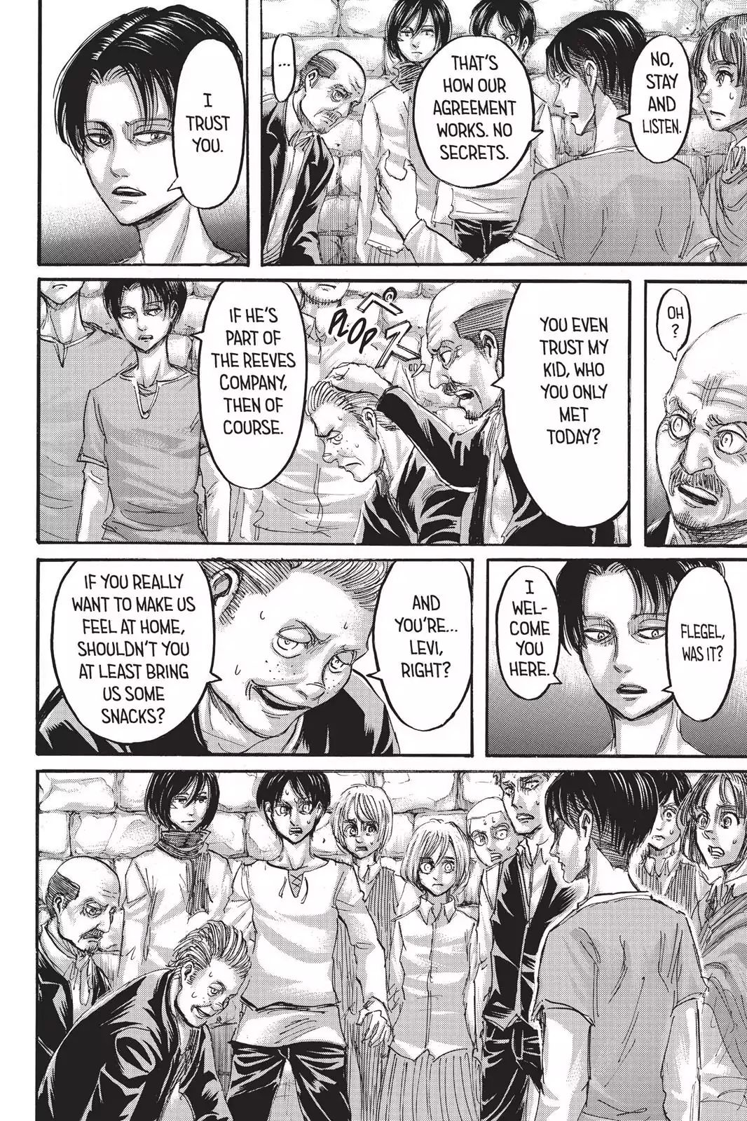 Attack on Titan Chapter 56  Online Free Manga Read Image 12