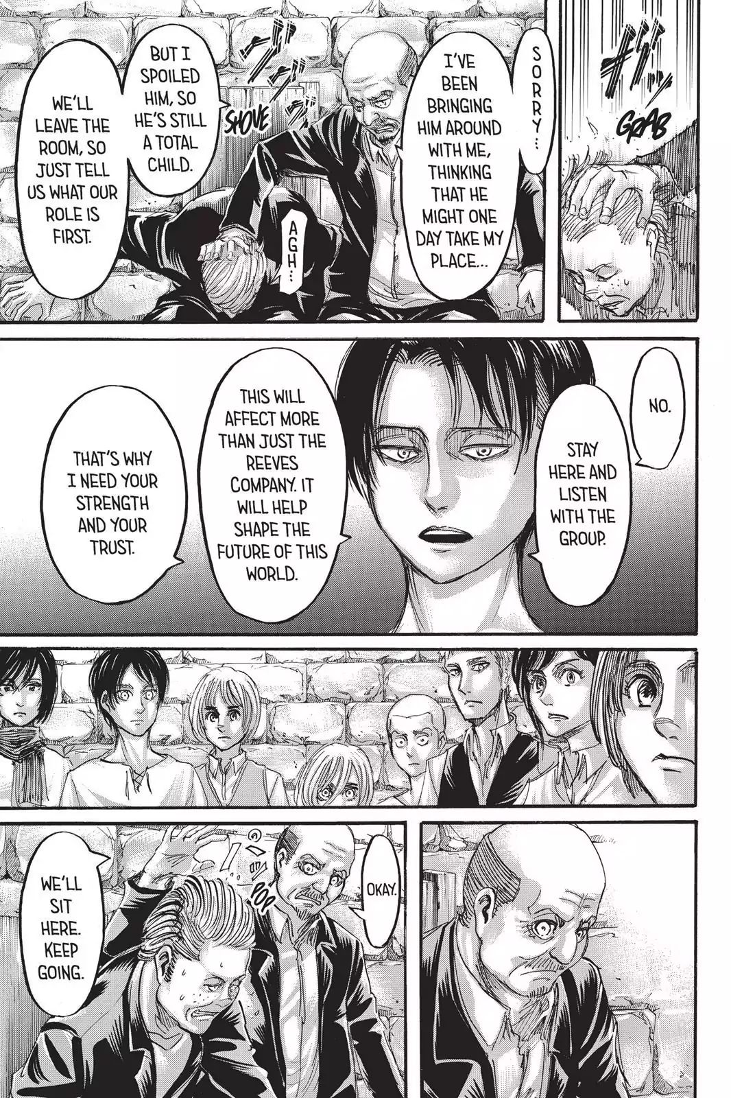 Attack on Titan Chapter 56  Online Free Manga Read Image 13