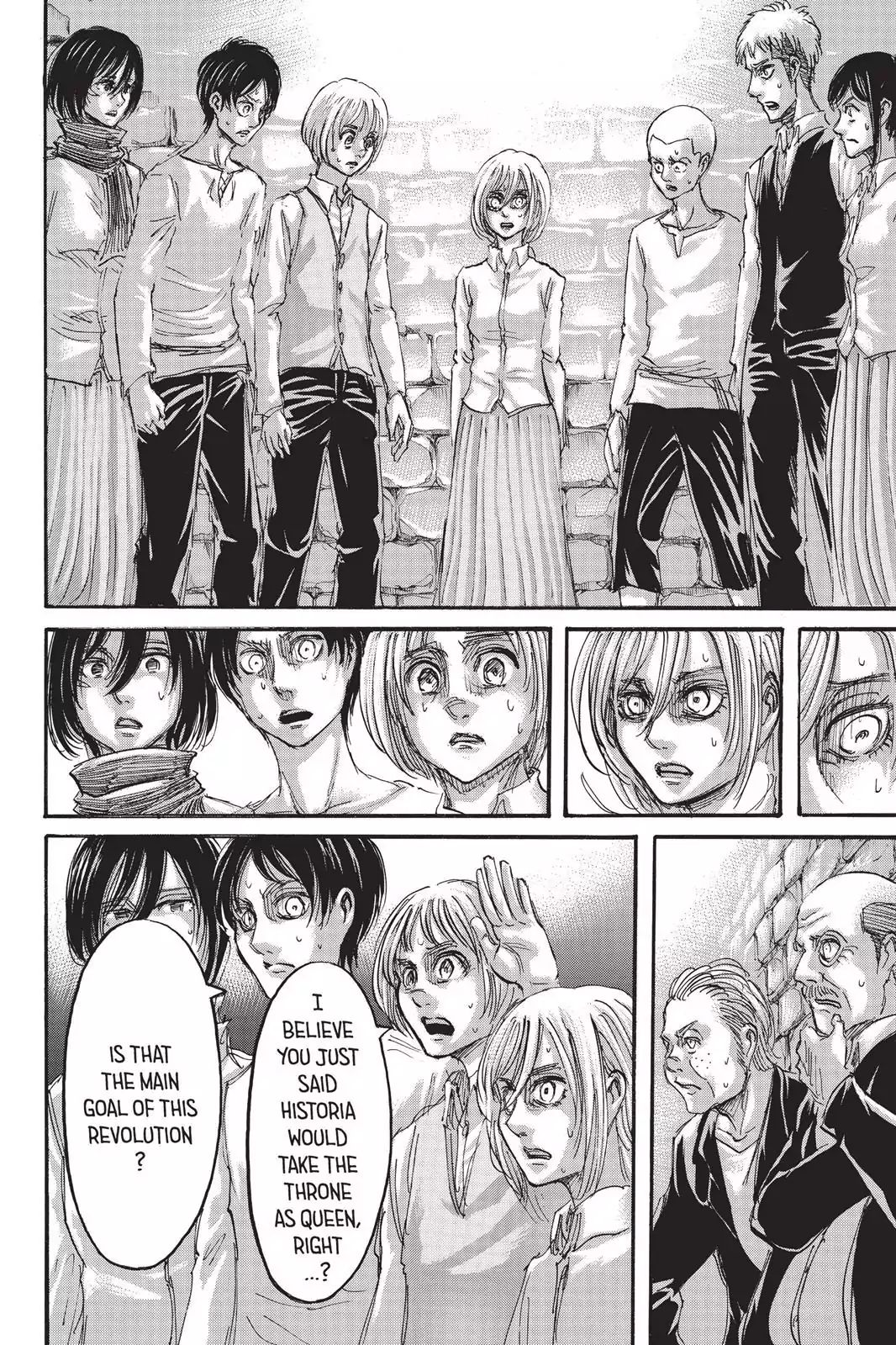 Attack on Titan Chapter 56  Online Free Manga Read Image 16