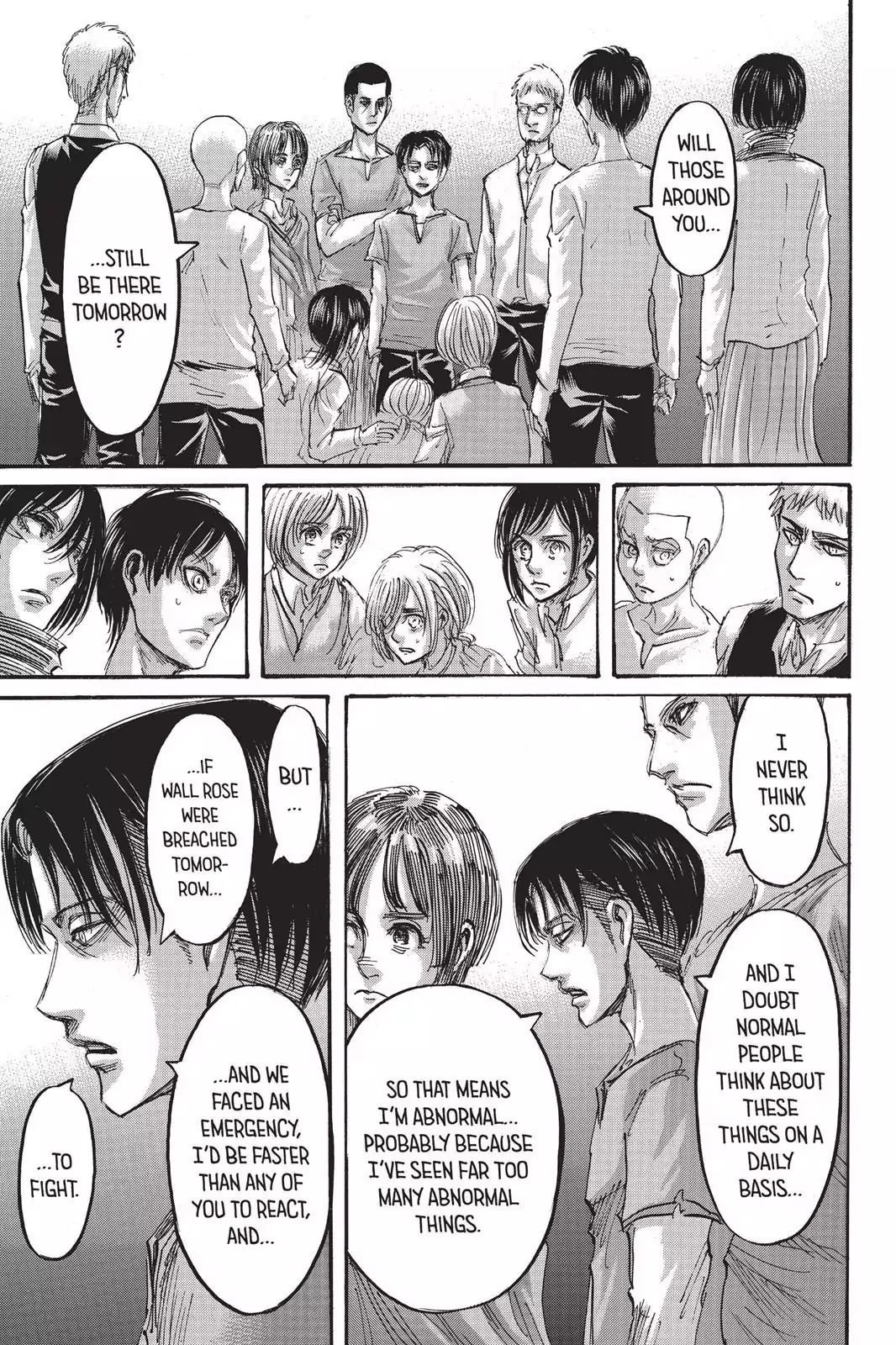 Attack on Titan Chapter 56  Online Free Manga Read Image 21
