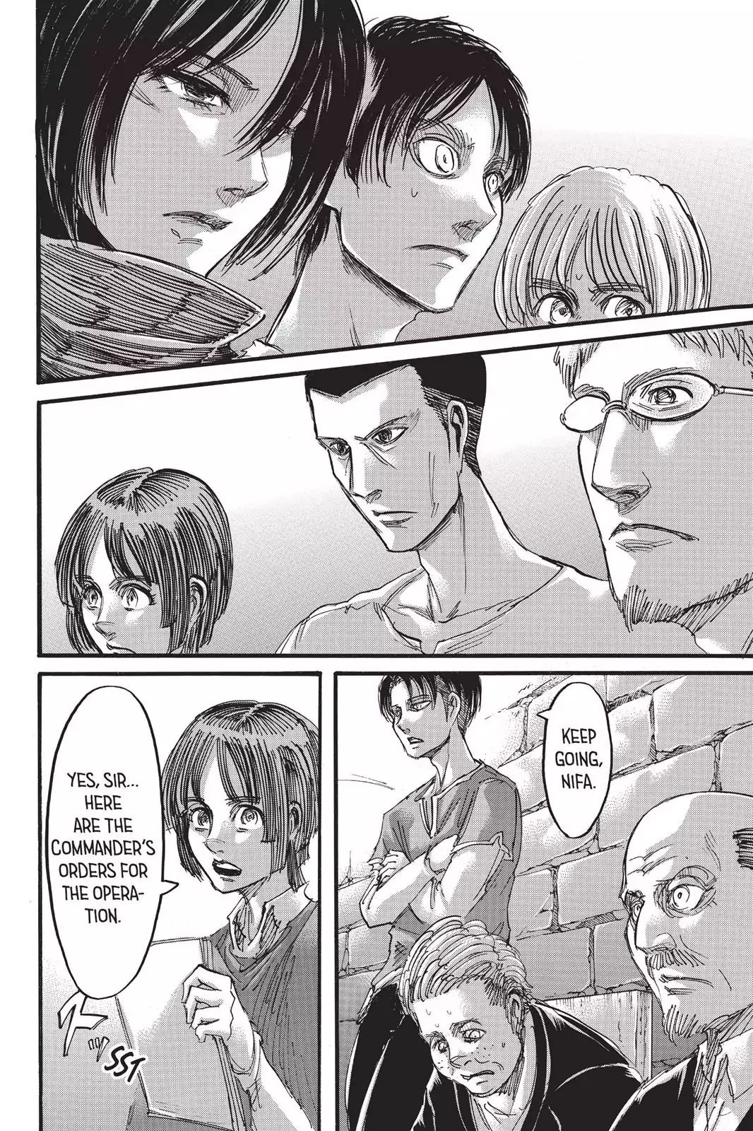 Attack on Titan Chapter 56  Online Free Manga Read Image 26
