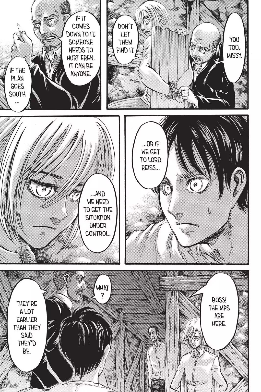 Attack on Titan Chapter 56  Online Free Manga Read Image 35