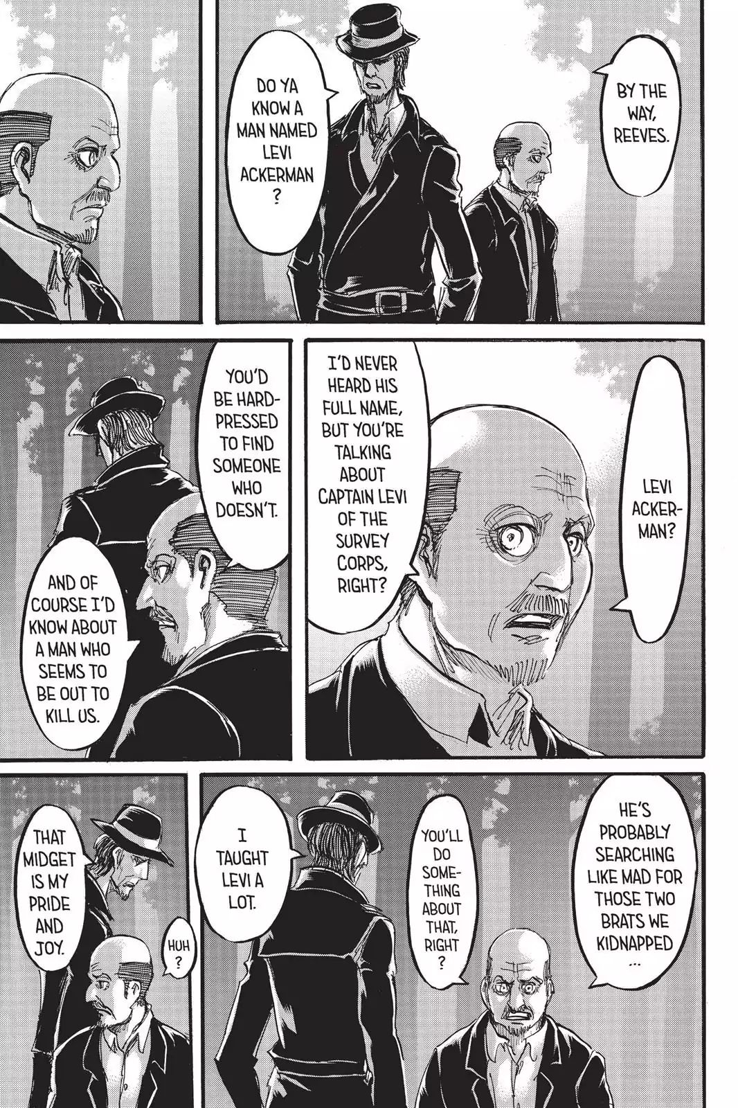 Attack on Titan Chapter 56  Online Free Manga Read Image 41