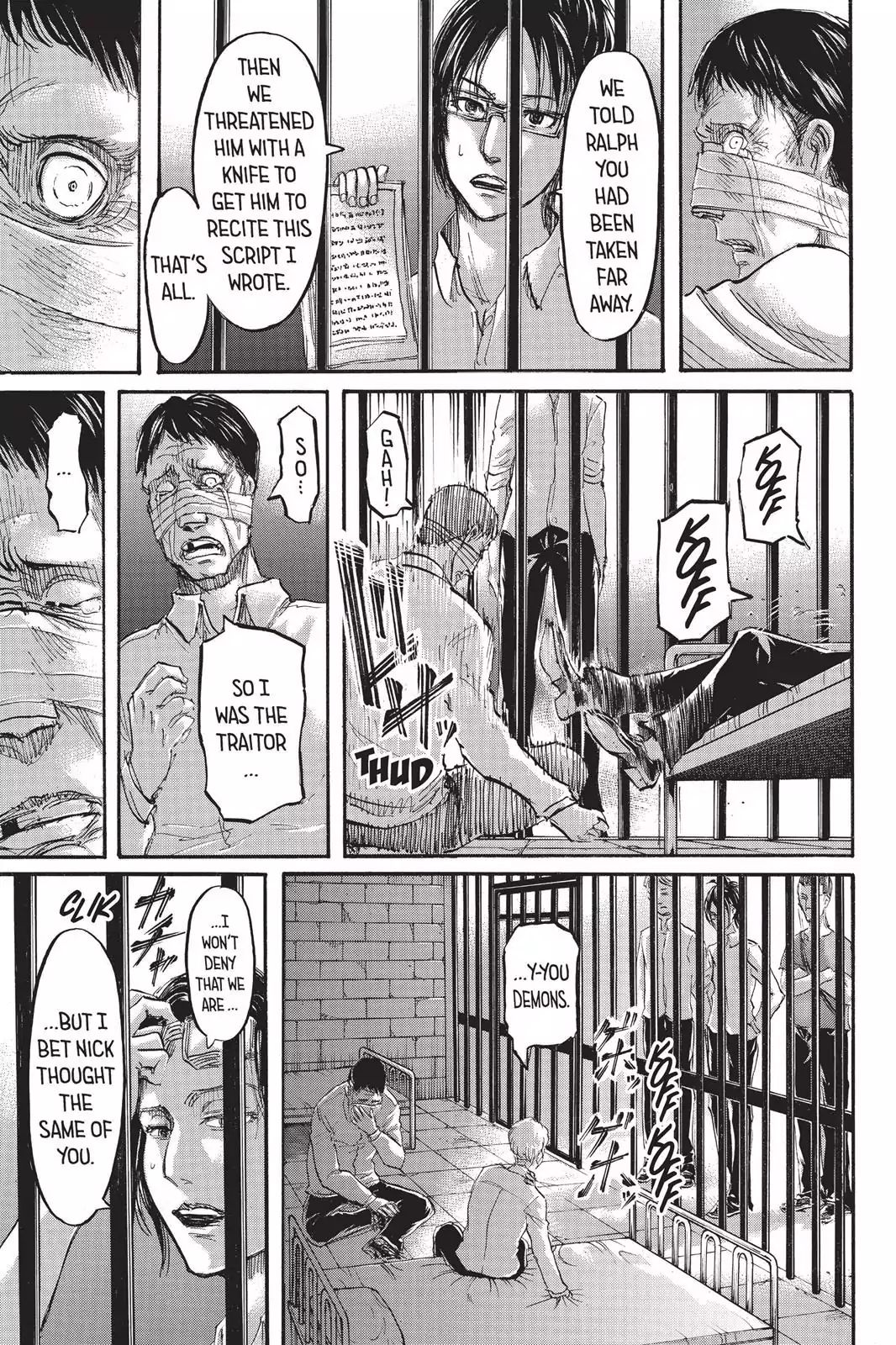Attack on Titan Chapter 56  Online Free Manga Read Image 5