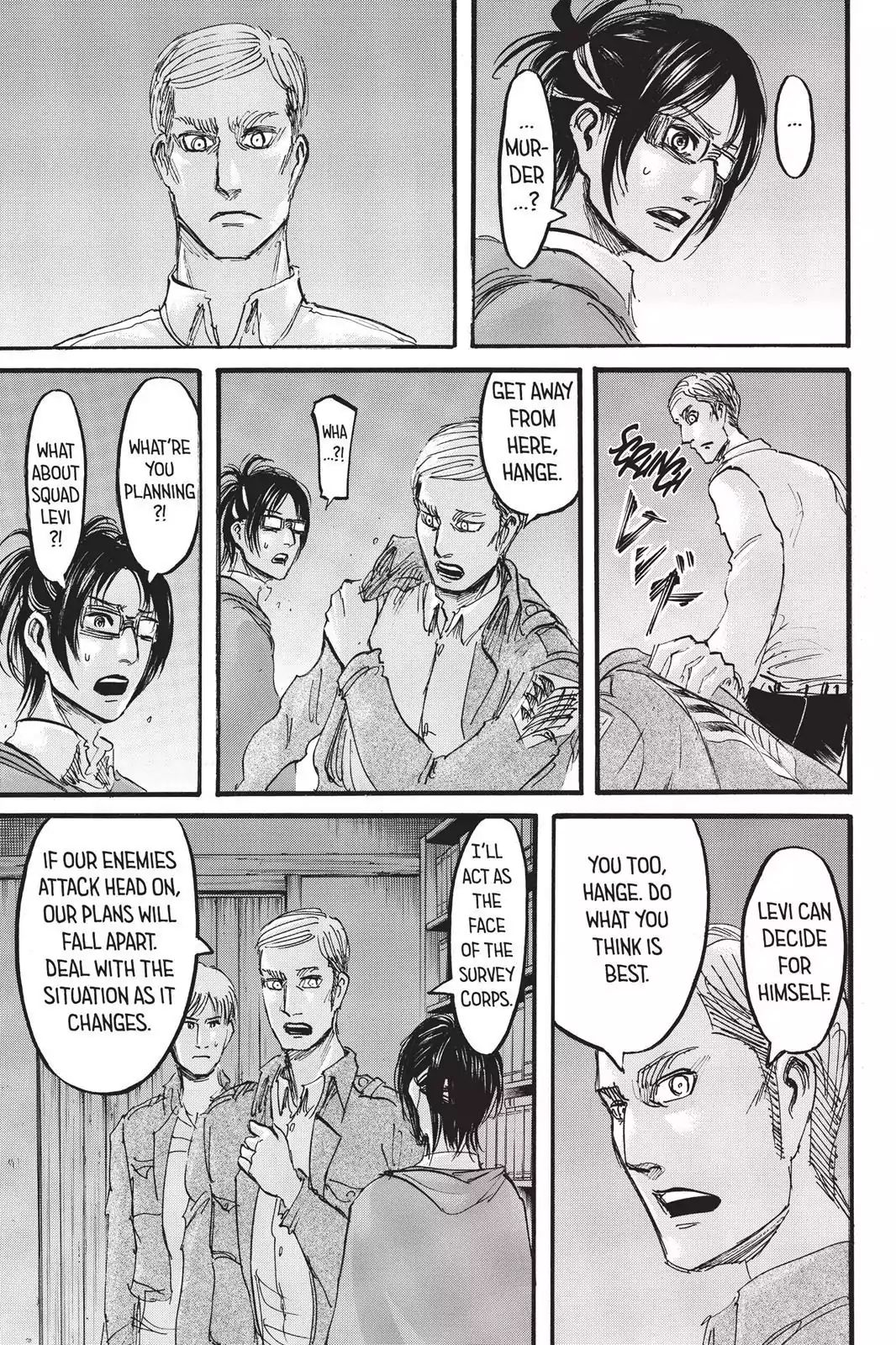 Attack on Titan Chapter 57  Online Free Manga Read Image 11
