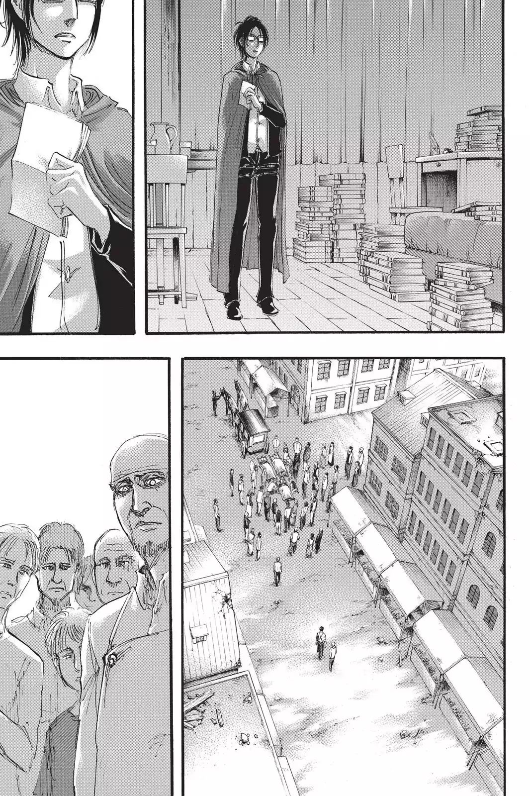 Attack on Titan Chapter 57  Online Free Manga Read Image 13
