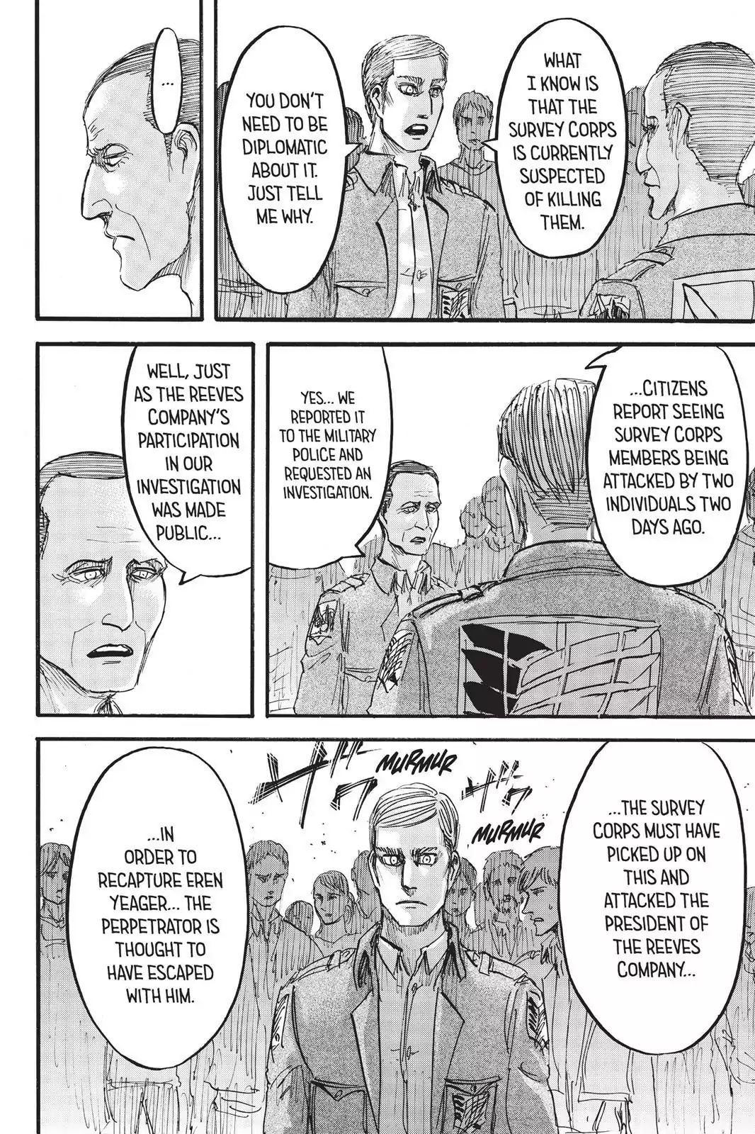 Attack on Titan Chapter 57  Online Free Manga Read Image 16