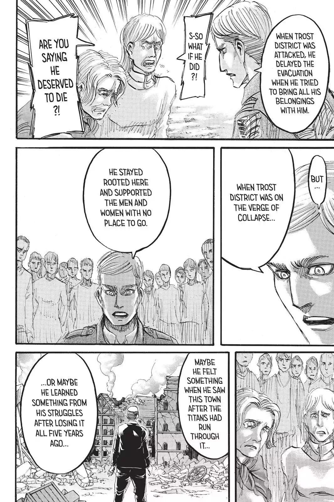 Attack on Titan Chapter 57  Online Free Manga Read Image 20
