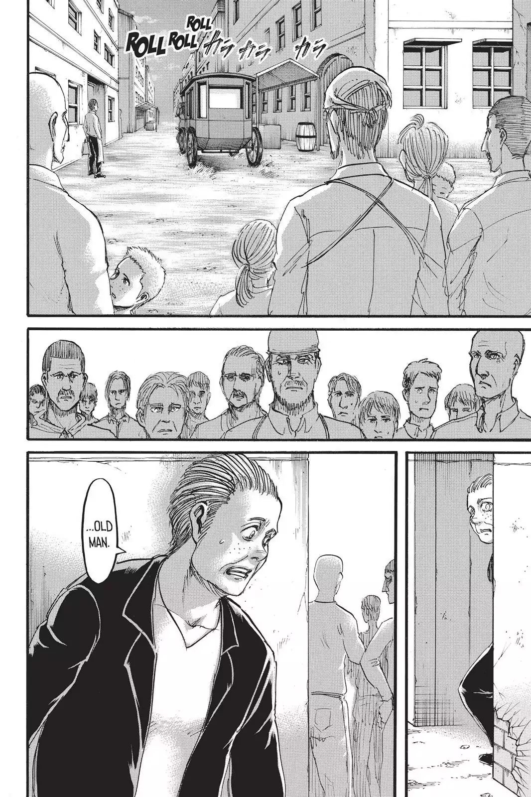 Attack on Titan Chapter 57  Online Free Manga Read Image 22