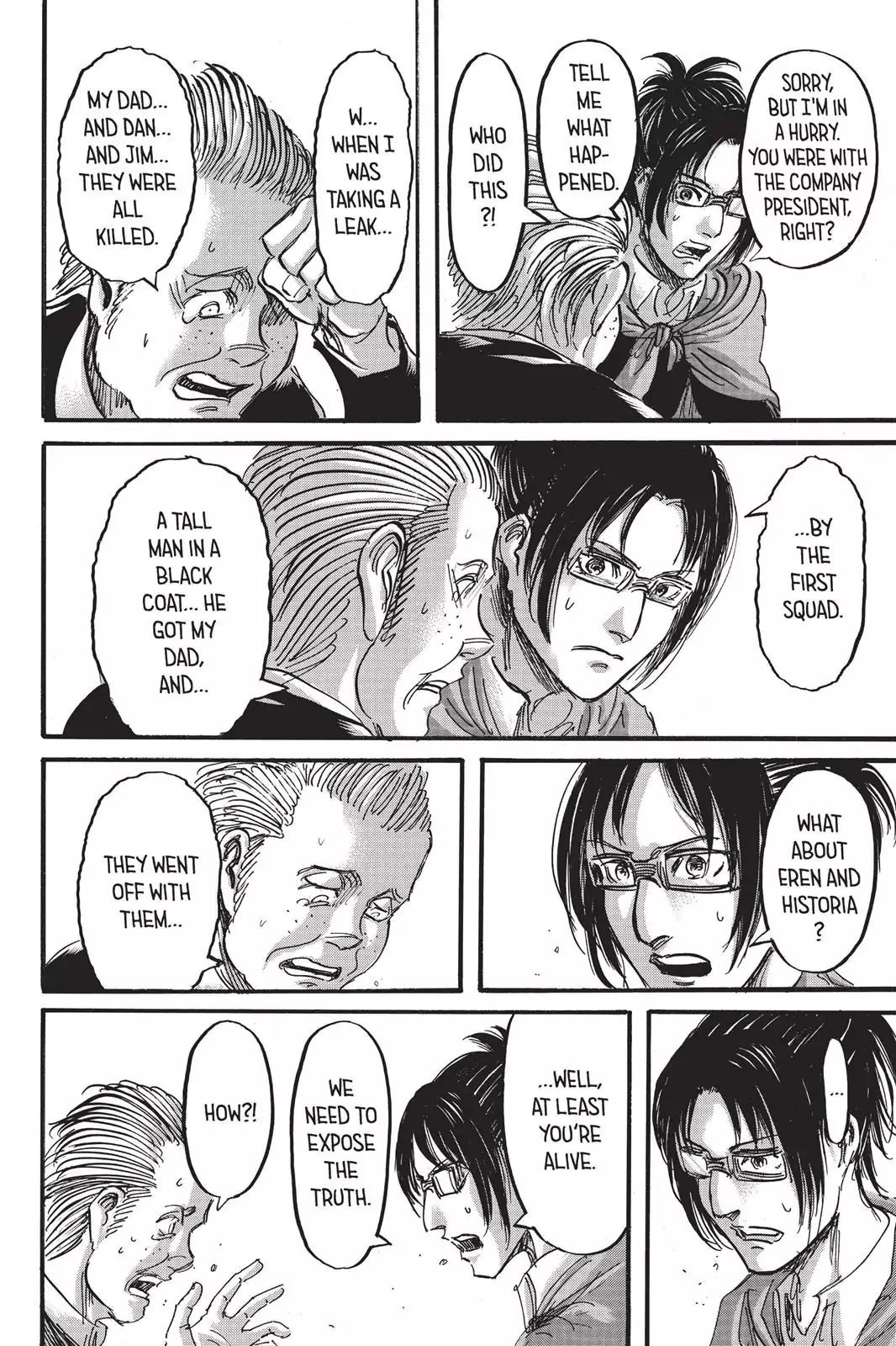 Attack on Titan Chapter 57  Online Free Manga Read Image 24