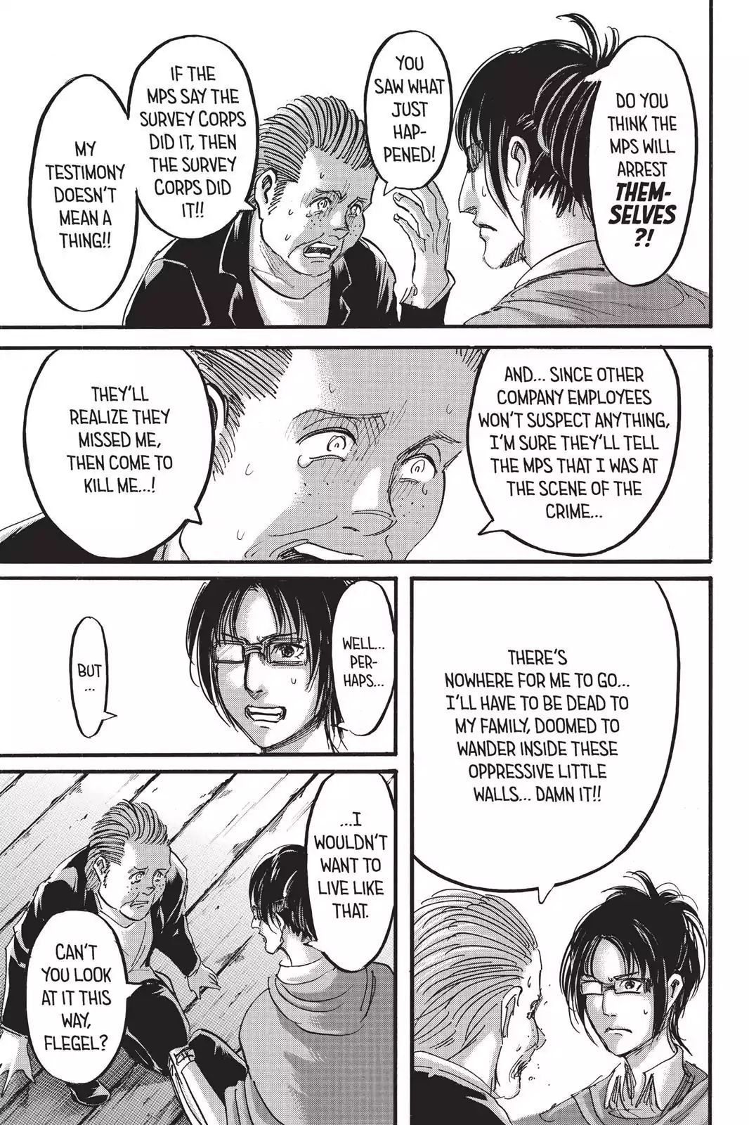 Attack on Titan Chapter 57  Online Free Manga Read Image 25