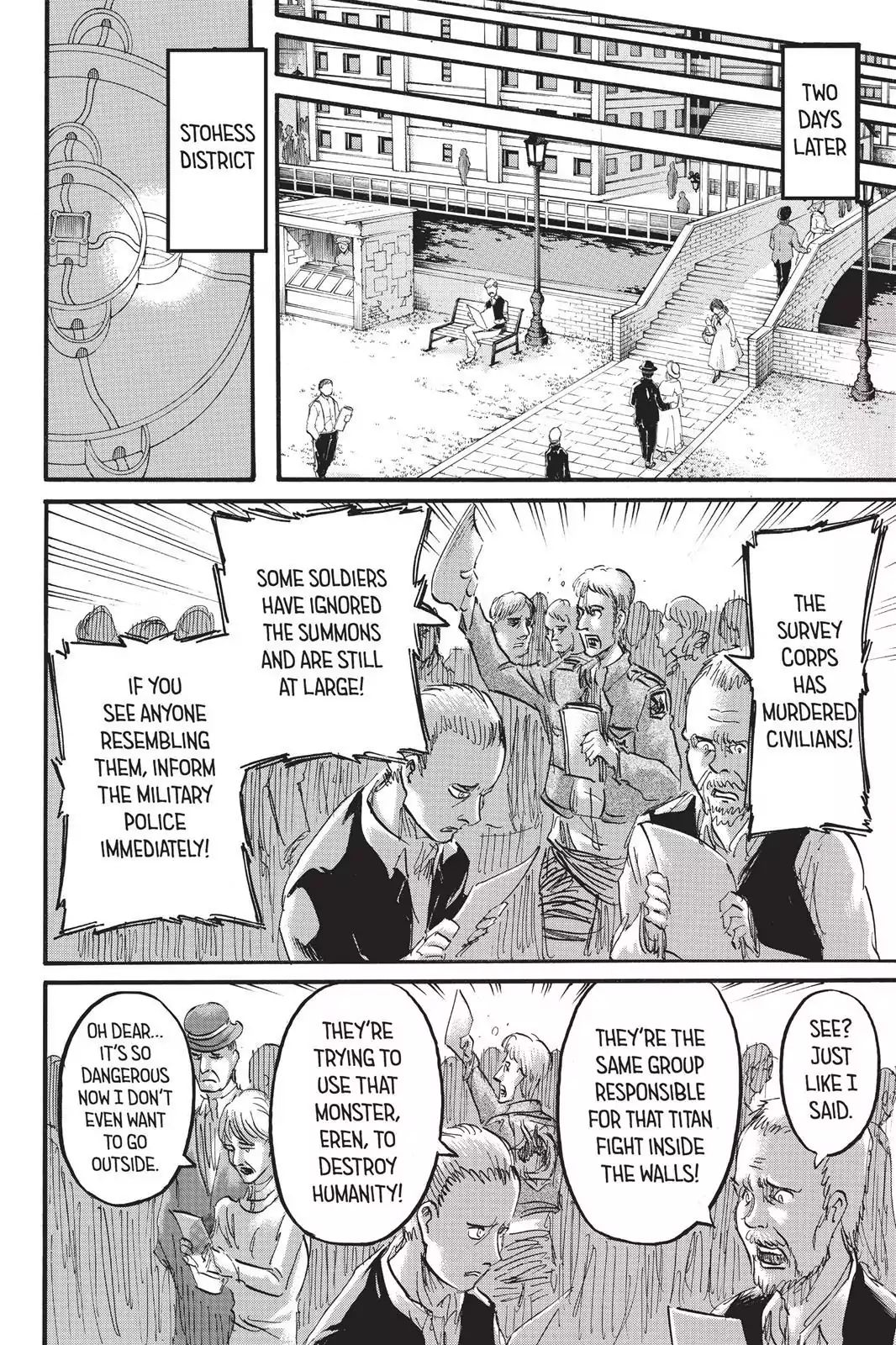 Attack on Titan Chapter 57  Online Free Manga Read Image 28
