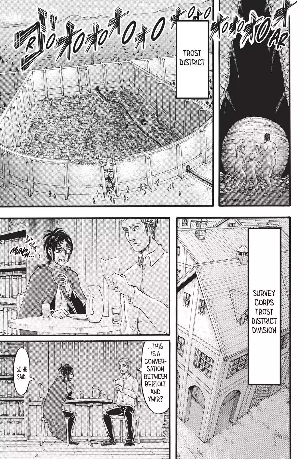 Attack on Titan Chapter 57  Online Free Manga Read Image 3