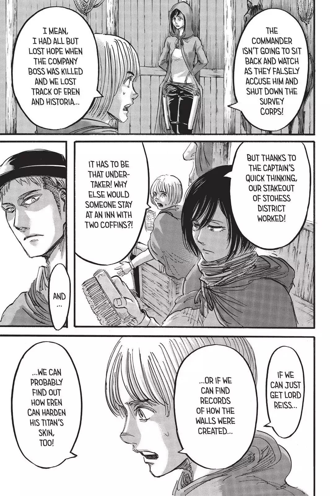 Attack on Titan Chapter 57  Online Free Manga Read Image 31