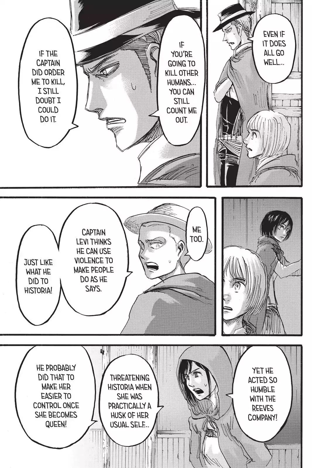 Attack on Titan Chapter 57  Online Free Manga Read Image 32