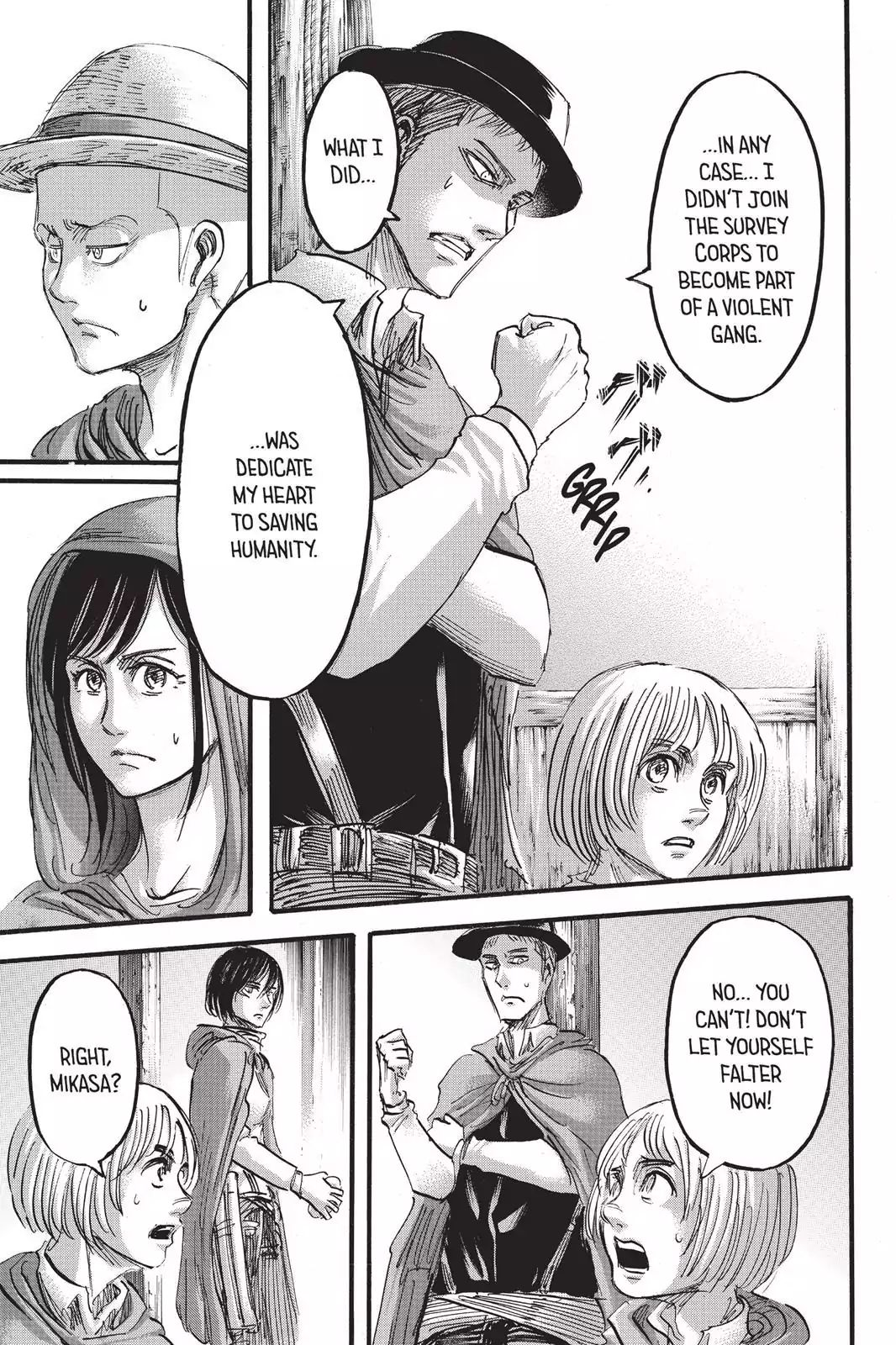 Attack on Titan Chapter 57  Online Free Manga Read Image 33