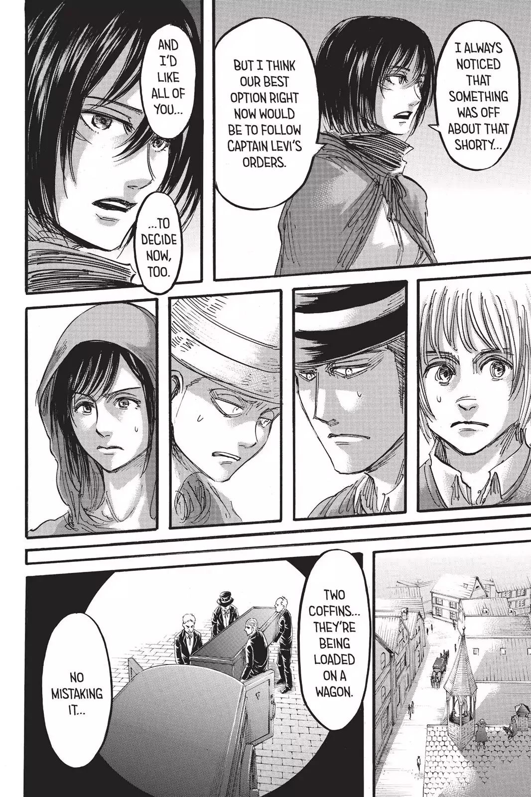 Attack on Titan Chapter 57  Online Free Manga Read Image 34