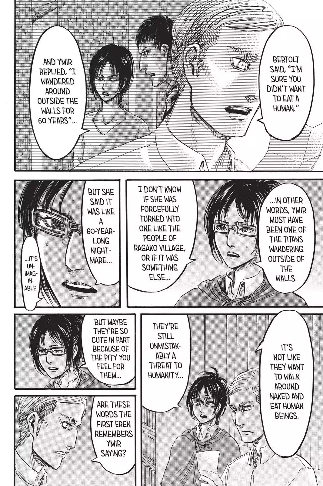 Attack on Titan Chapter 57  Online Free Manga Read Image 4