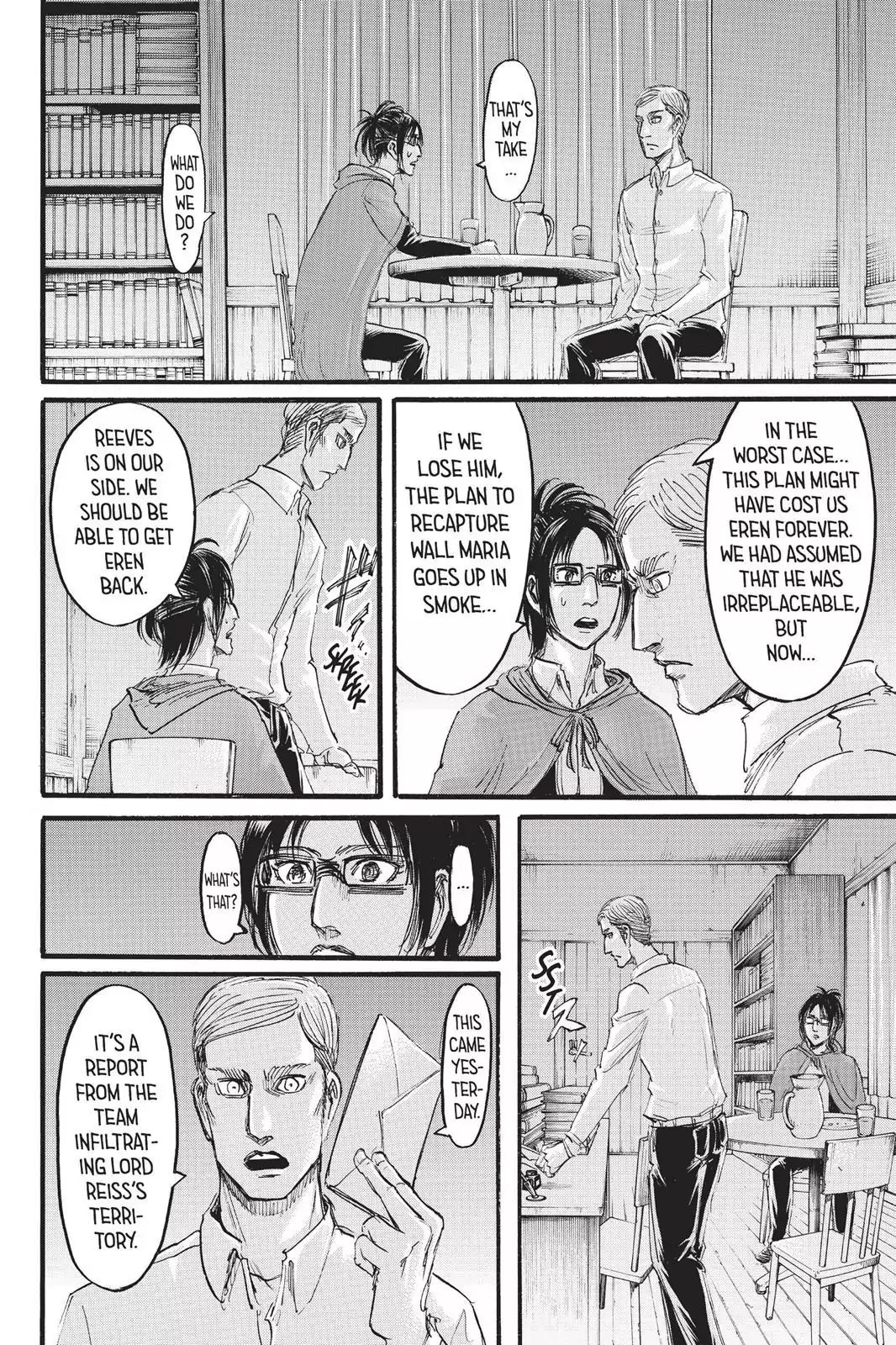 Attack on Titan Chapter 57  Online Free Manga Read Image 8