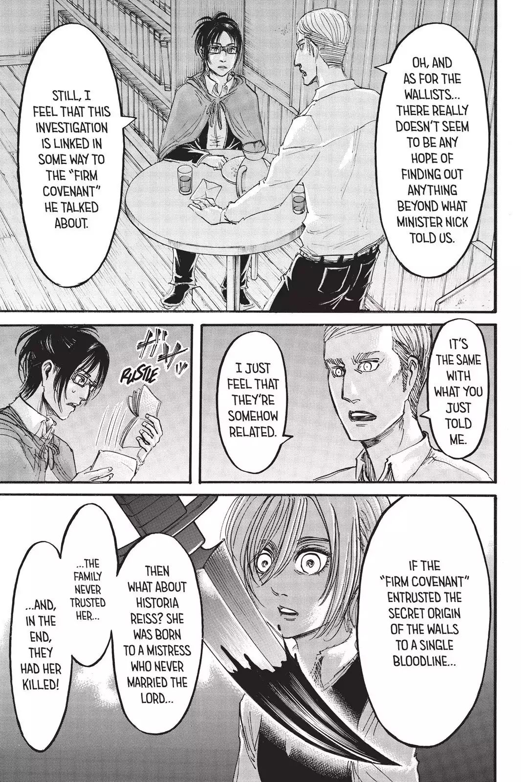 Attack on Titan Chapter 57  Online Free Manga Read Image 9