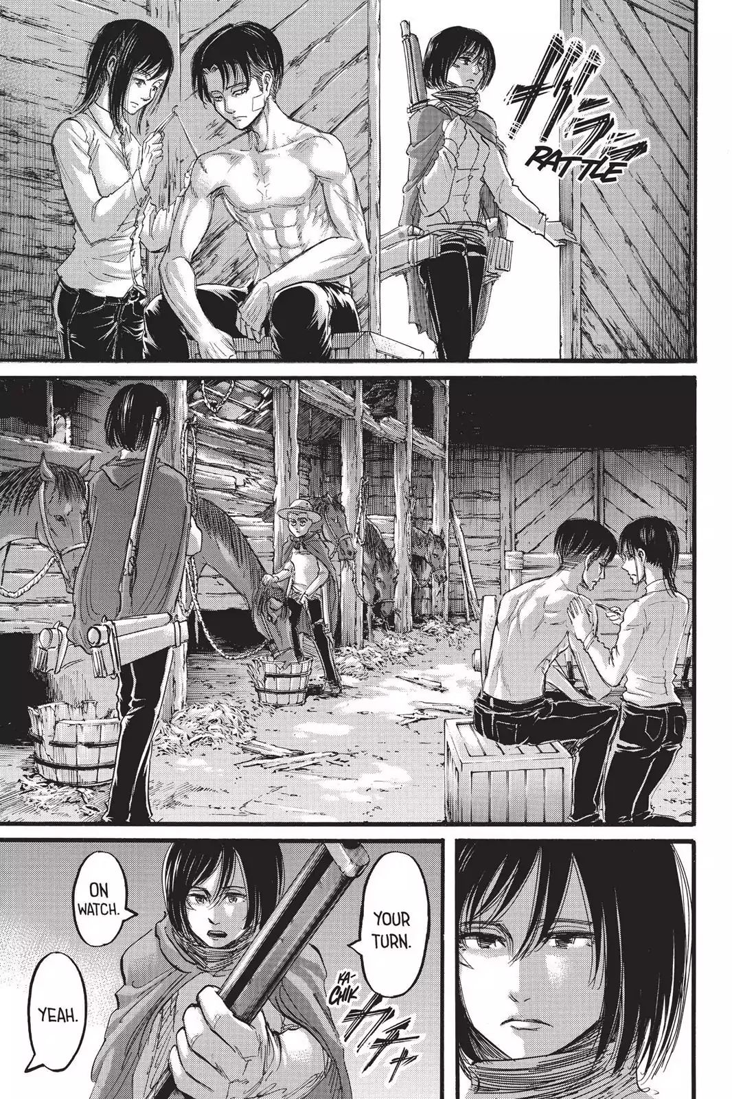 Attack on Titan Chapter 59  Online Free Manga Read Image 12