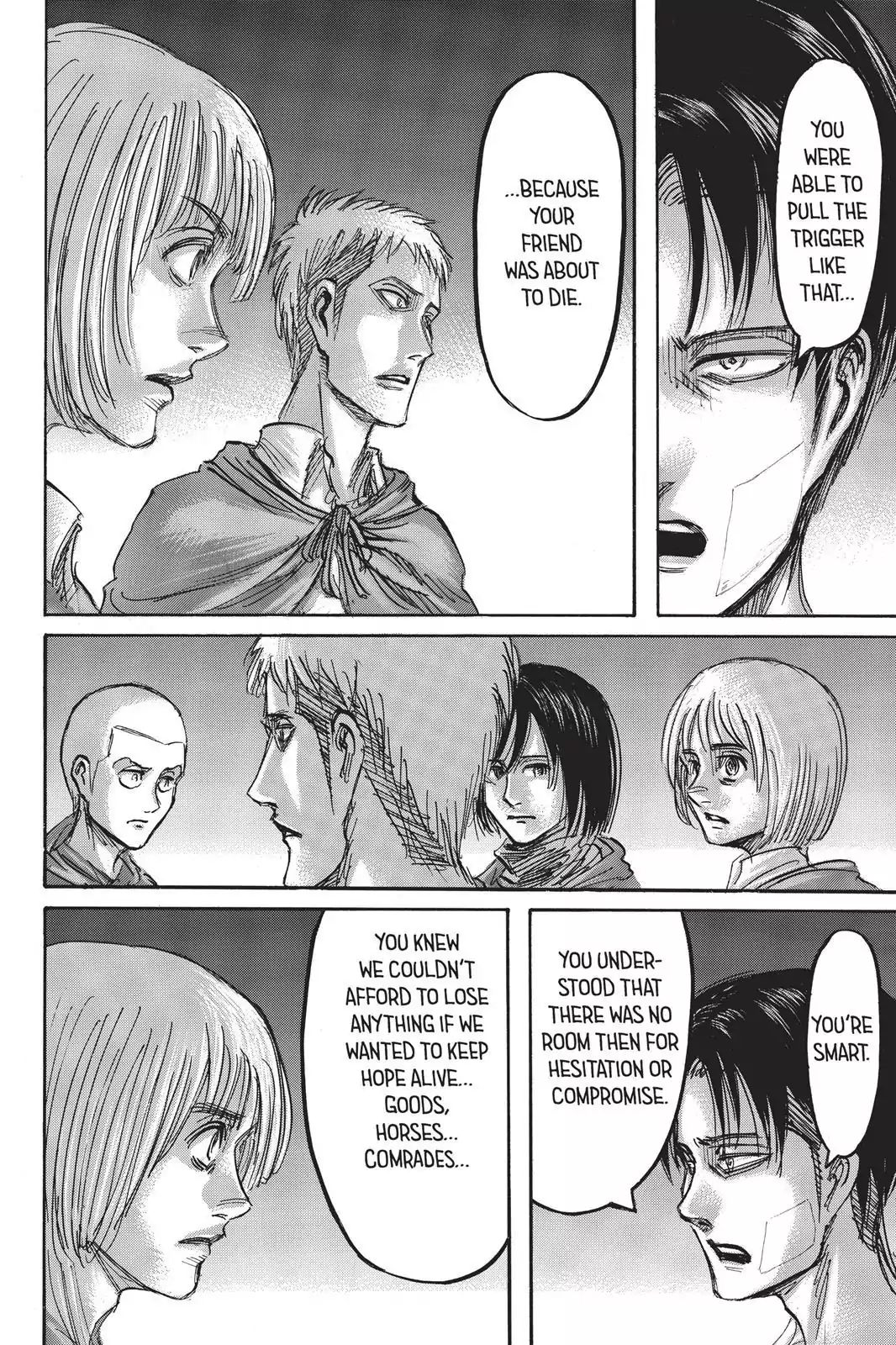 Attack on Titan Chapter 59  Online Free Manga Read Image 21