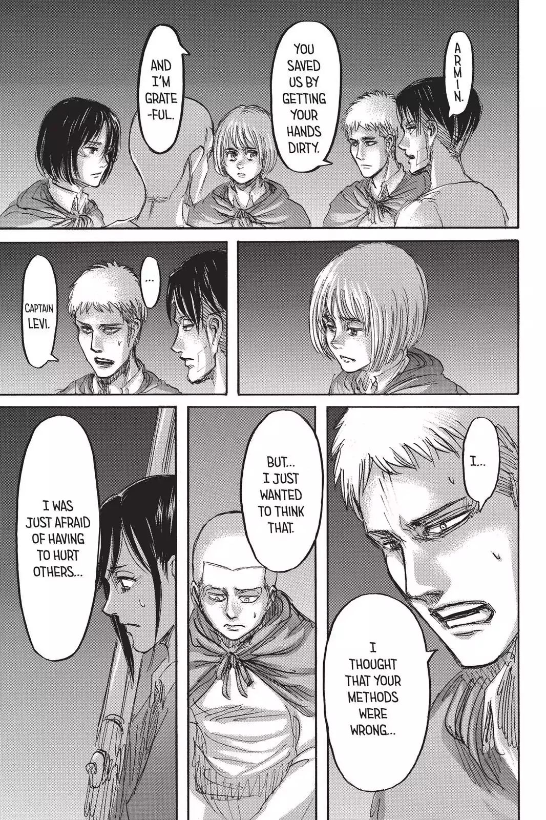 Attack on Titan Chapter 59  Online Free Manga Read Image 22
