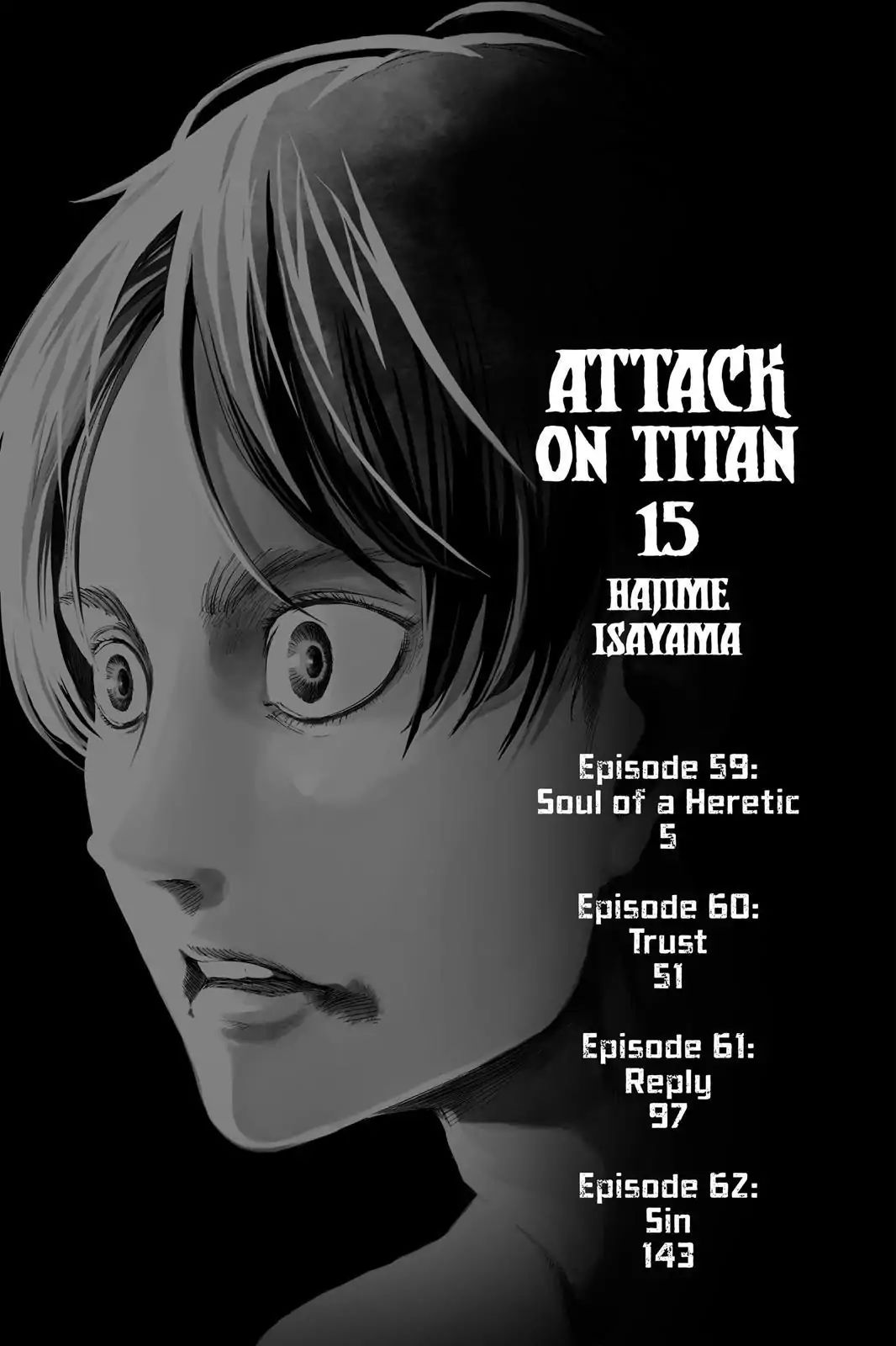 Attack on Titan Chapter 59  Online Free Manga Read Image 3