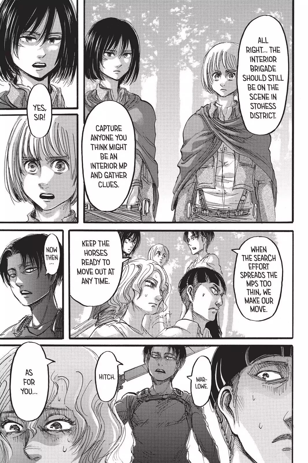 Attack on Titan Chapter 59  Online Free Manga Read Image 32
