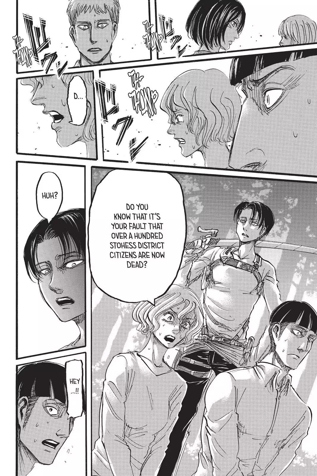 Attack on Titan Chapter 59  Online Free Manga Read Image 33