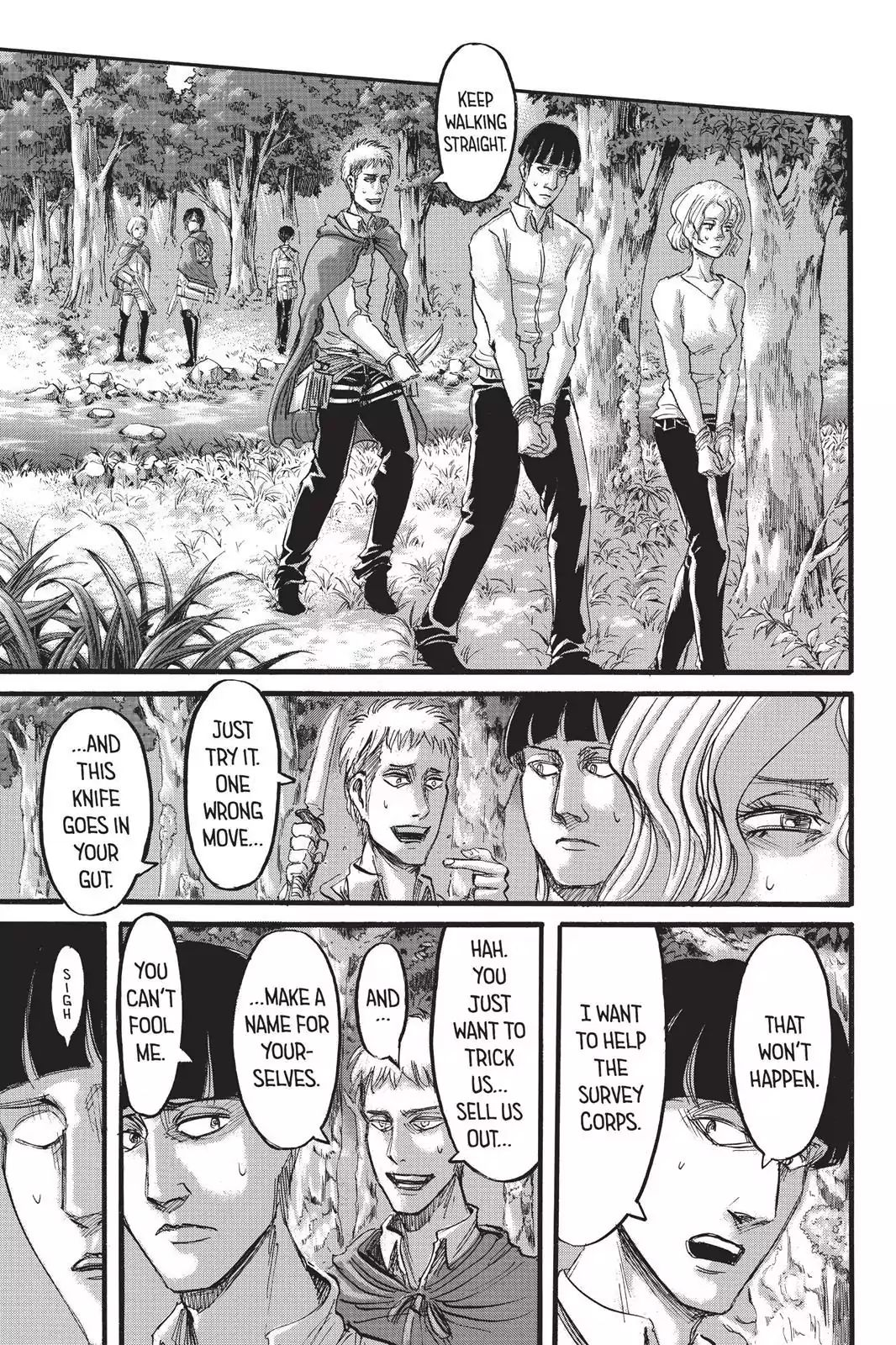 Attack on Titan Chapter 59  Online Free Manga Read Image 40