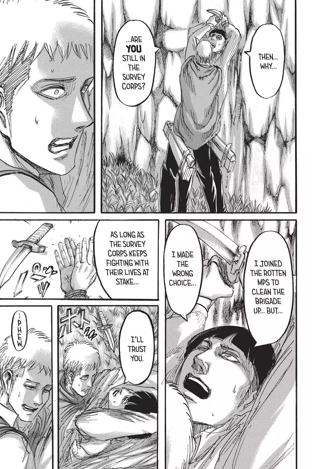 Attack on Titan Chapter 59  Online Free Manga Read Image 46