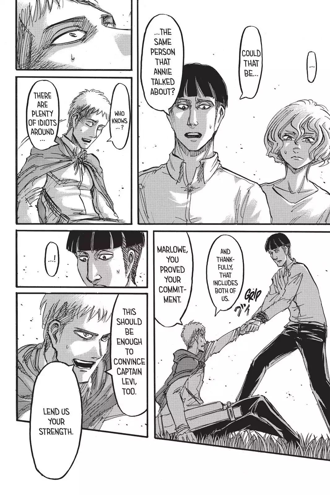 Attack on Titan Chapter 59  Online Free Manga Read Image 49