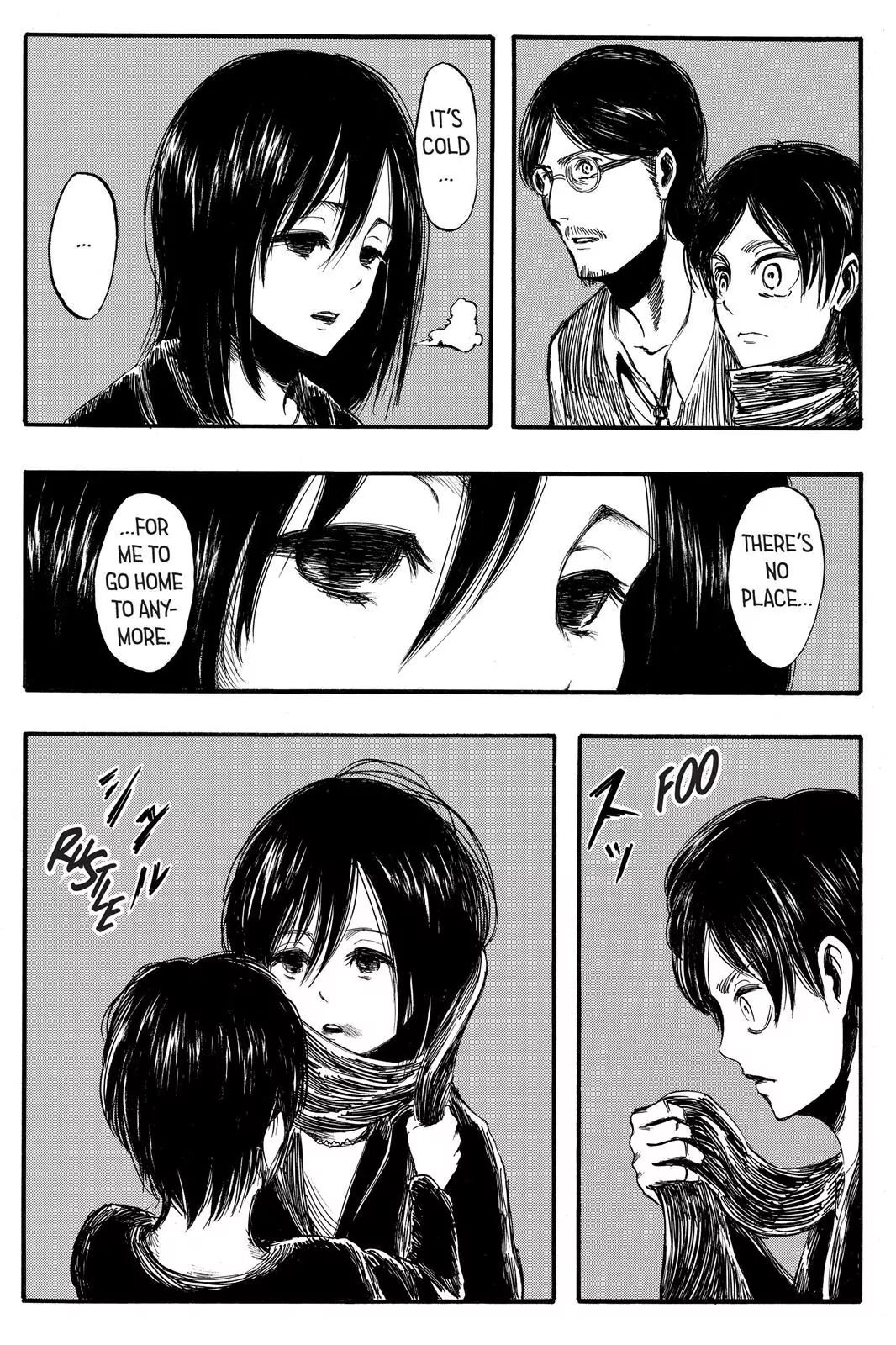 Attack on Titan Chapter 6  Online Free Manga Read Image 29