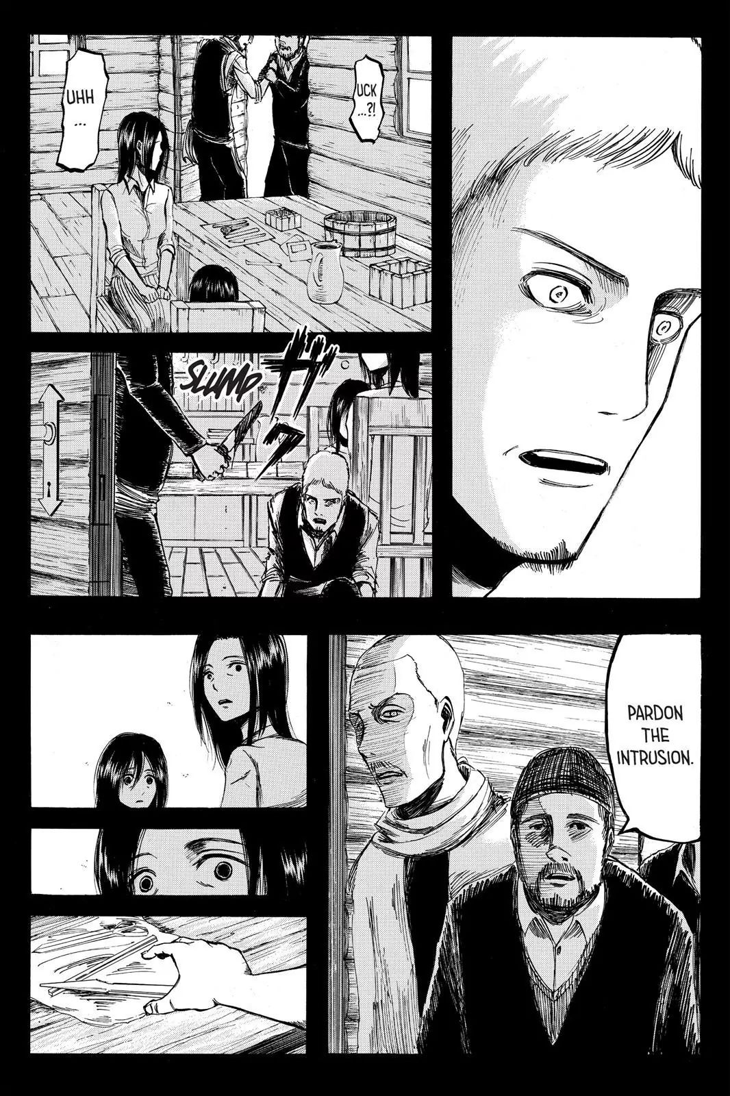 Attack on Titan Chapter 6  Online Free Manga Read Image 6