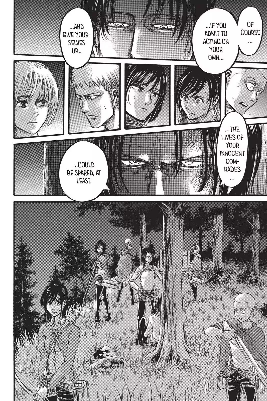 Attack on Titan Chapter 60  Online Free Manga Read Image 10