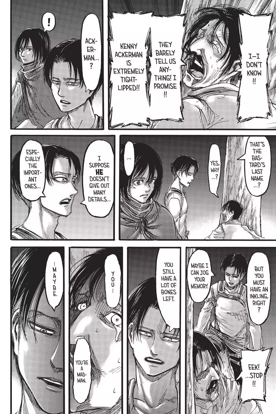 Attack on Titan Chapter 60  Online Free Manga Read Image 14