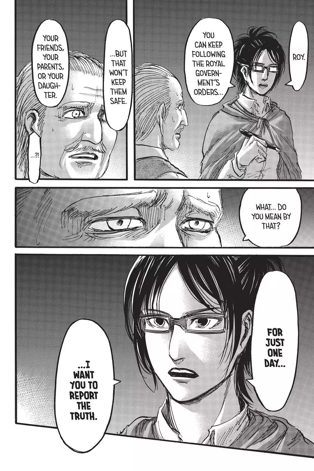 Attack on Titan Chapter 60  Online Free Manga Read Image 22