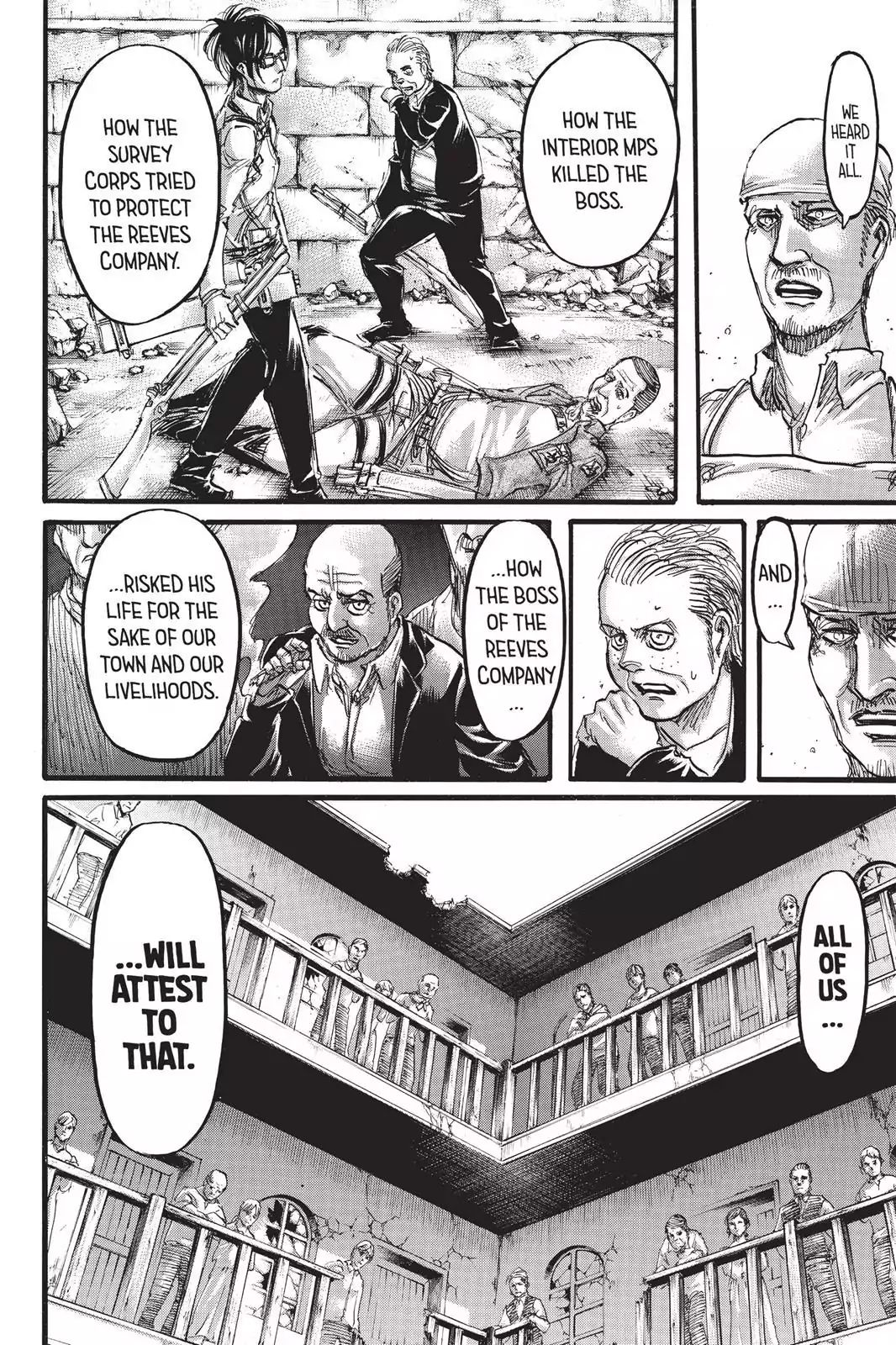 Attack on Titan Chapter 60  Online Free Manga Read Image 36